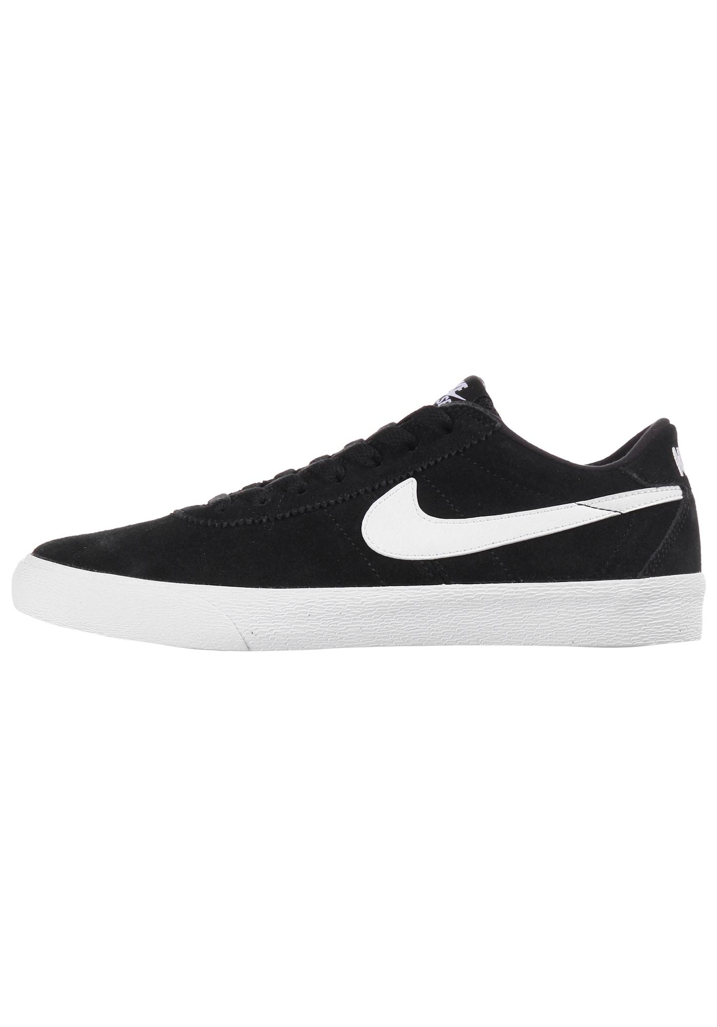 Nike SB, Damen Sneakers laag Bruin, zwart / wit