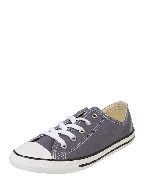 Sneakers für Frauen - CONVERSE Sneaker 'Chuck Taylor All Star Dainty OX' grau  - Onlineshop ABOUT YOU