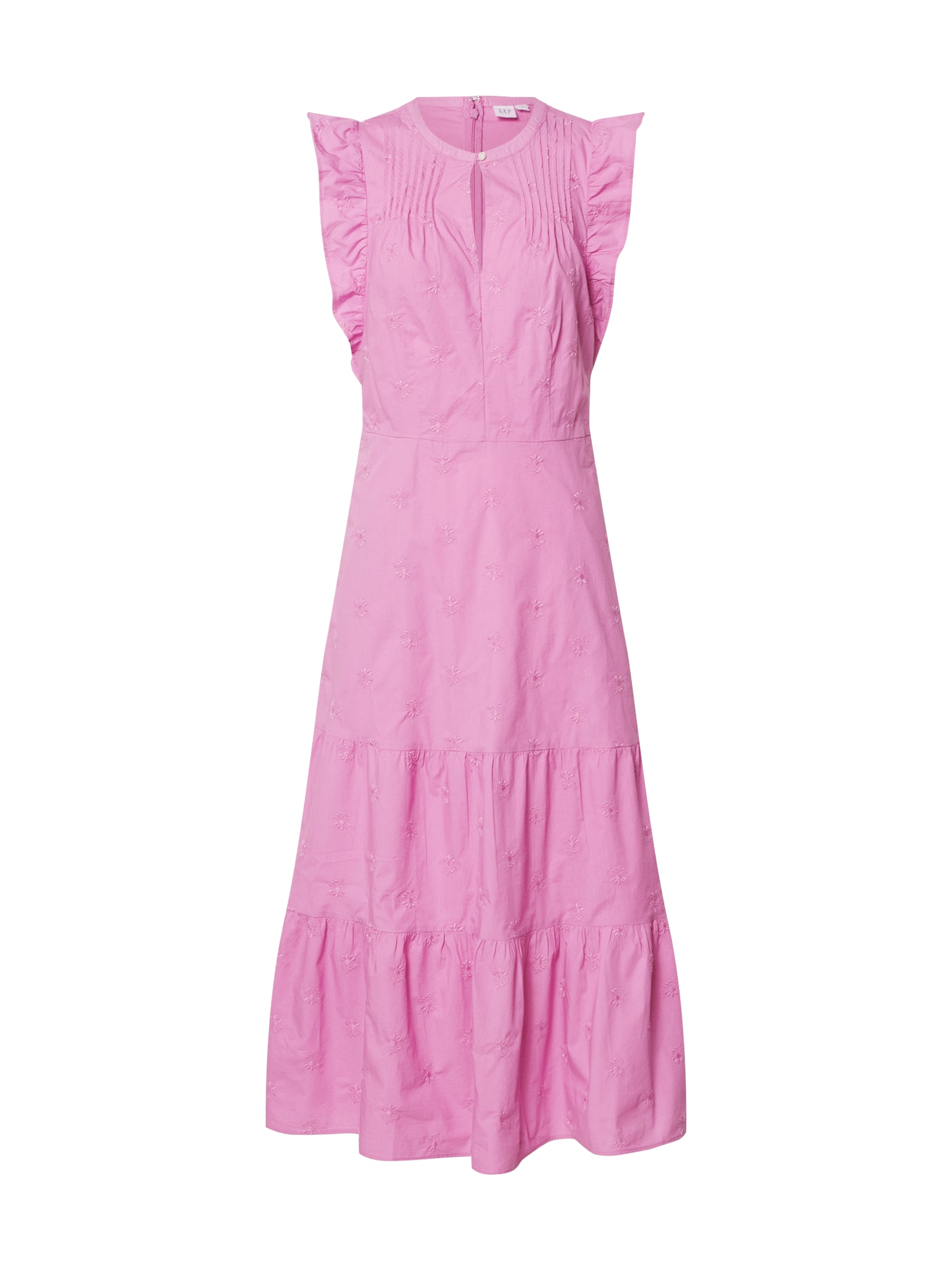 GAP Suknelė ciklameno spalva