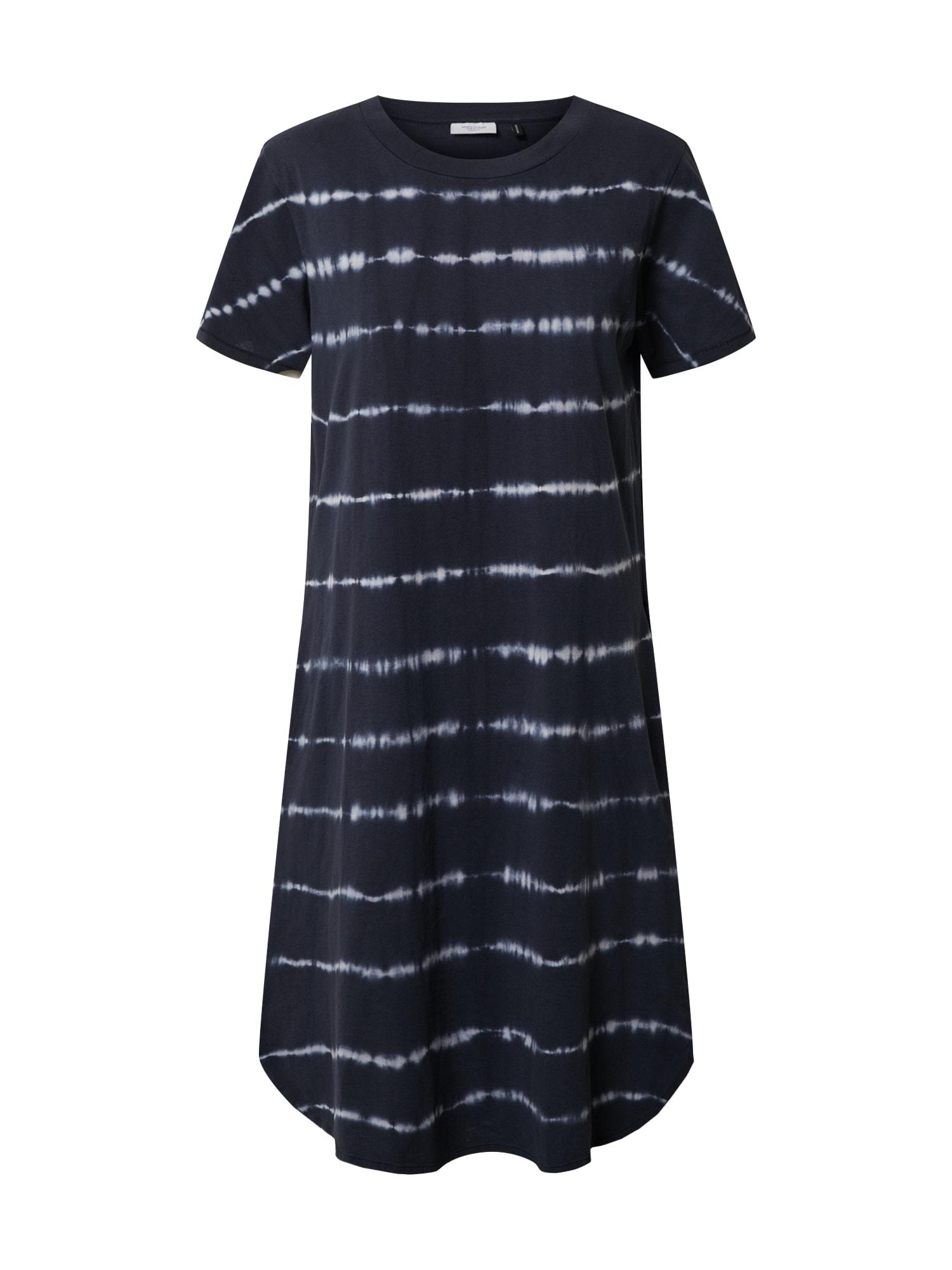 Marc O'Polo DENIM Suknelė natūrali balta / tamsiai mėlyna