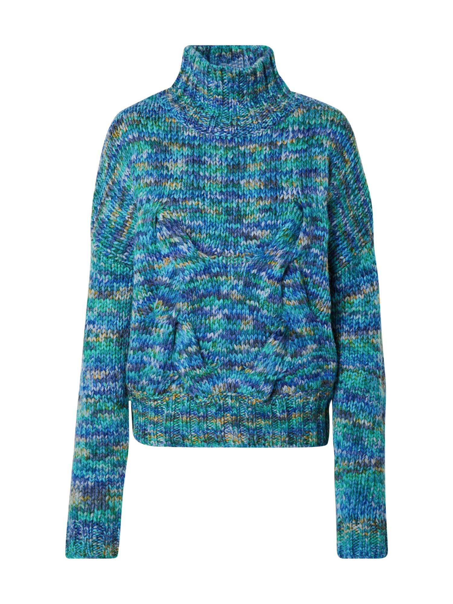 2NDDAY Megztinis 'Johnny' mišrios spalvos / mėlyna