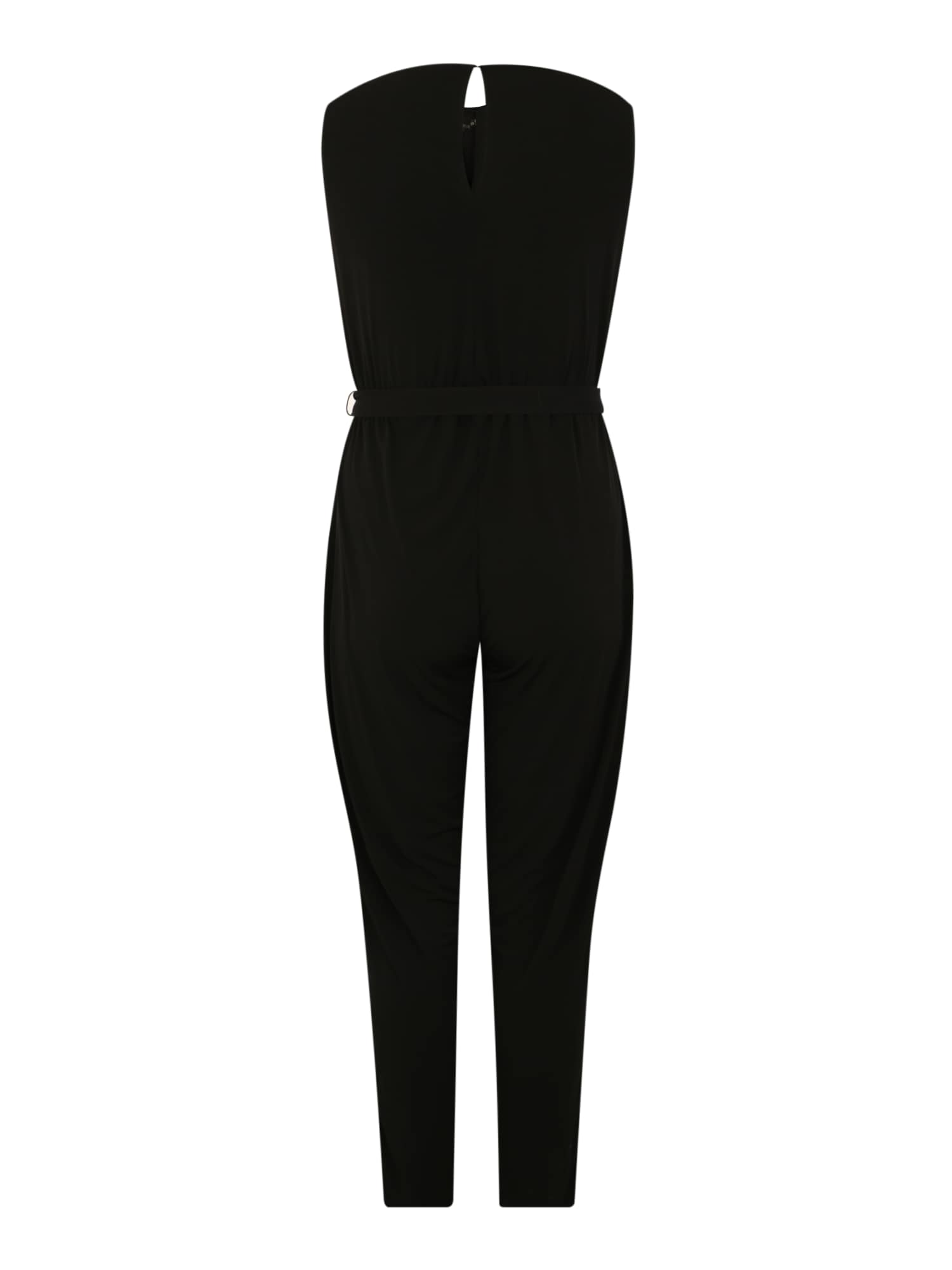 ABOUT YOU Curvy Jumpsuit 'Branka'  svart