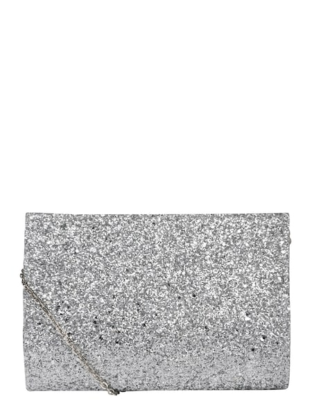 Clutches für Frauen - Mascara Clutch 'FOLD' silber  - Onlineshop ABOUT YOU