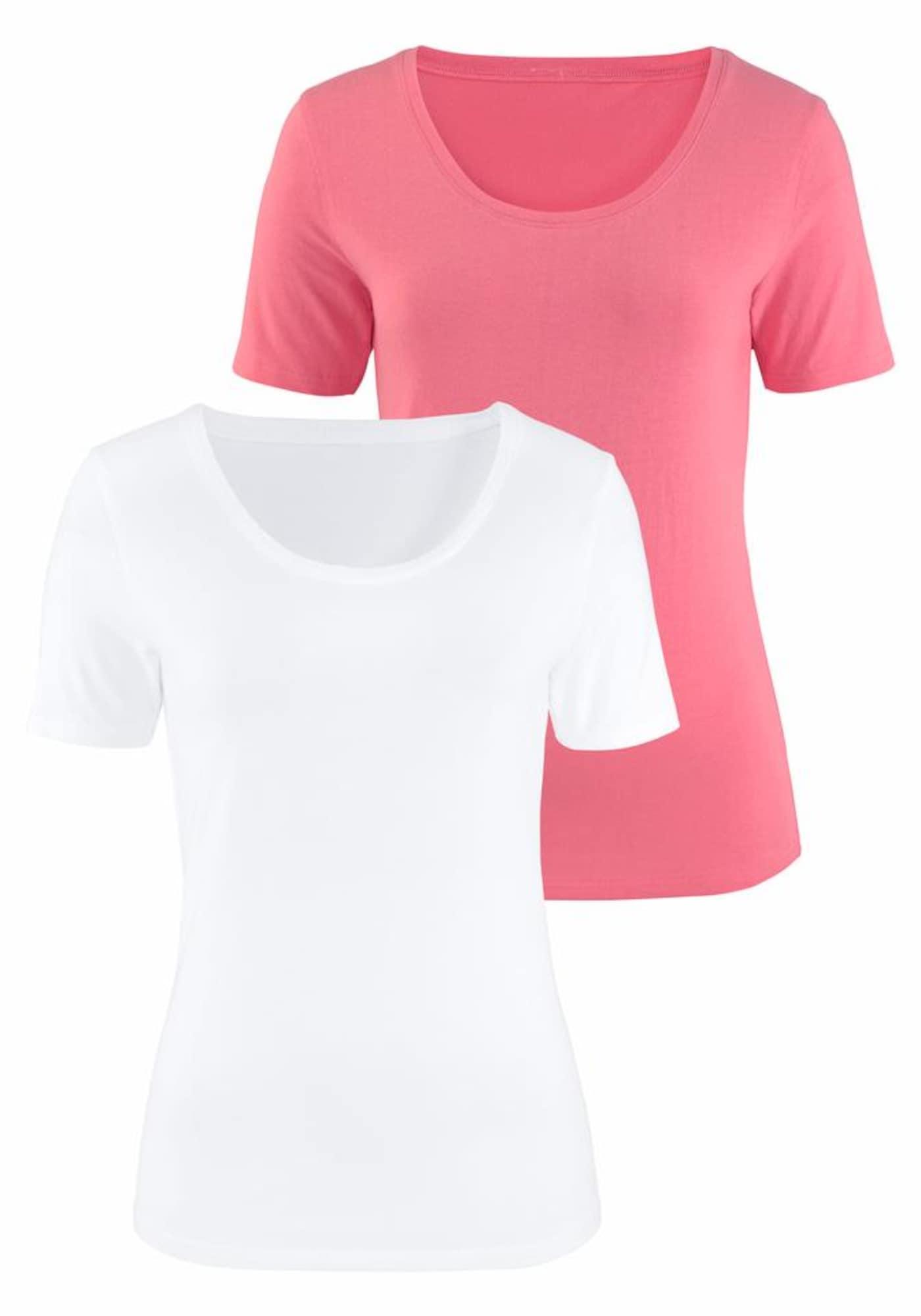 VIVANCE Marškinėliai šviesiai rožinė