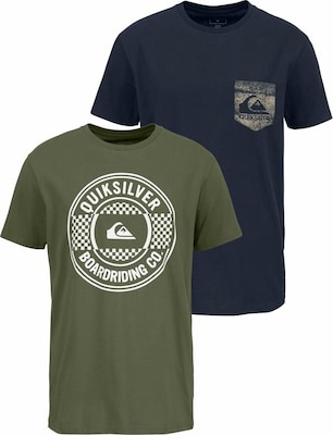 QUIKSILVER T-Shirt-Set