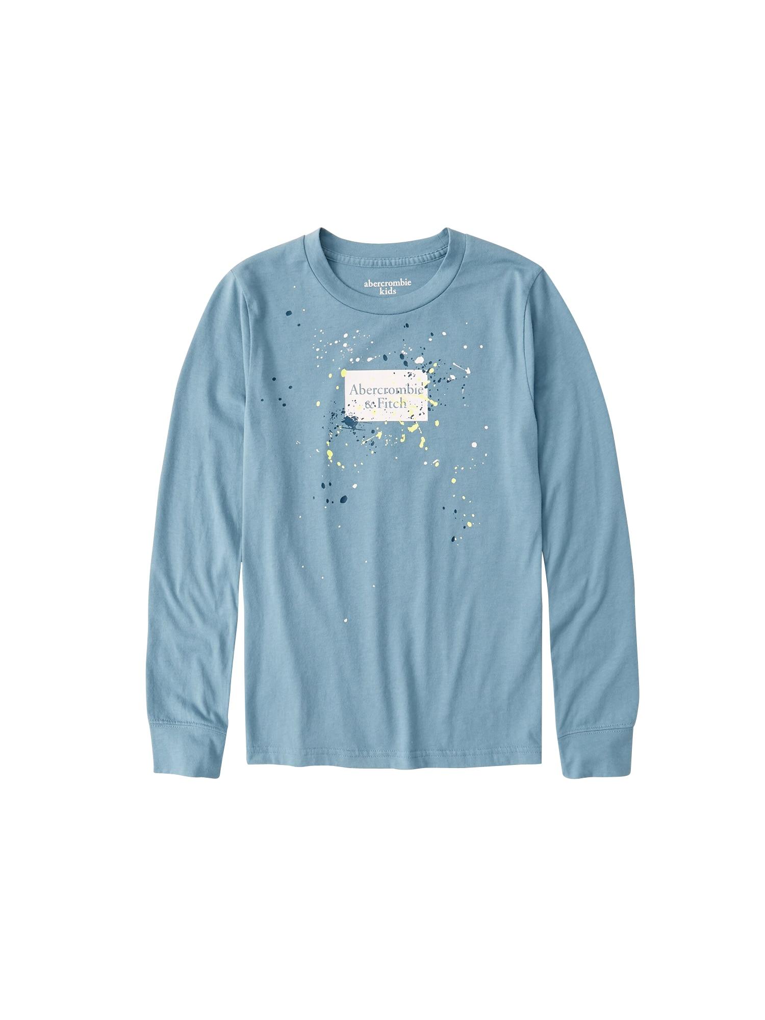 Abercrombie & Fitch Megztinis mėlyna