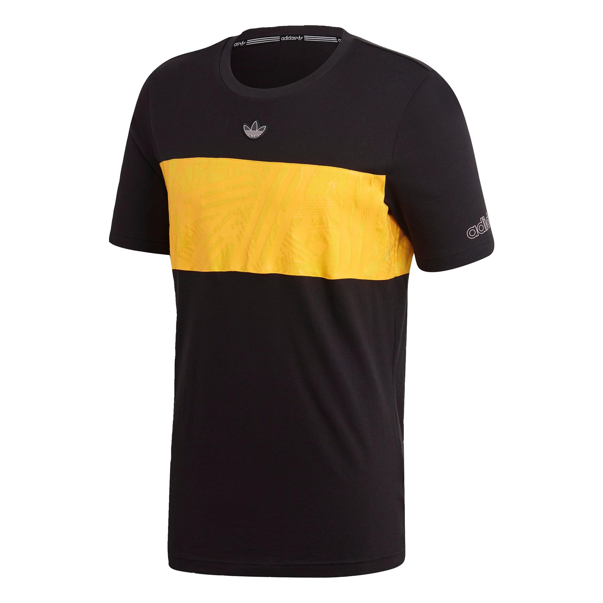 adidas originals - T-Shirt 'Panel Trefoil'