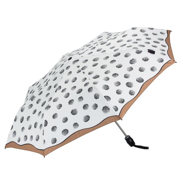Regenschirme - Regenschirm › knirps › creme hellbraun schwarz  - Onlineshop ABOUT YOU