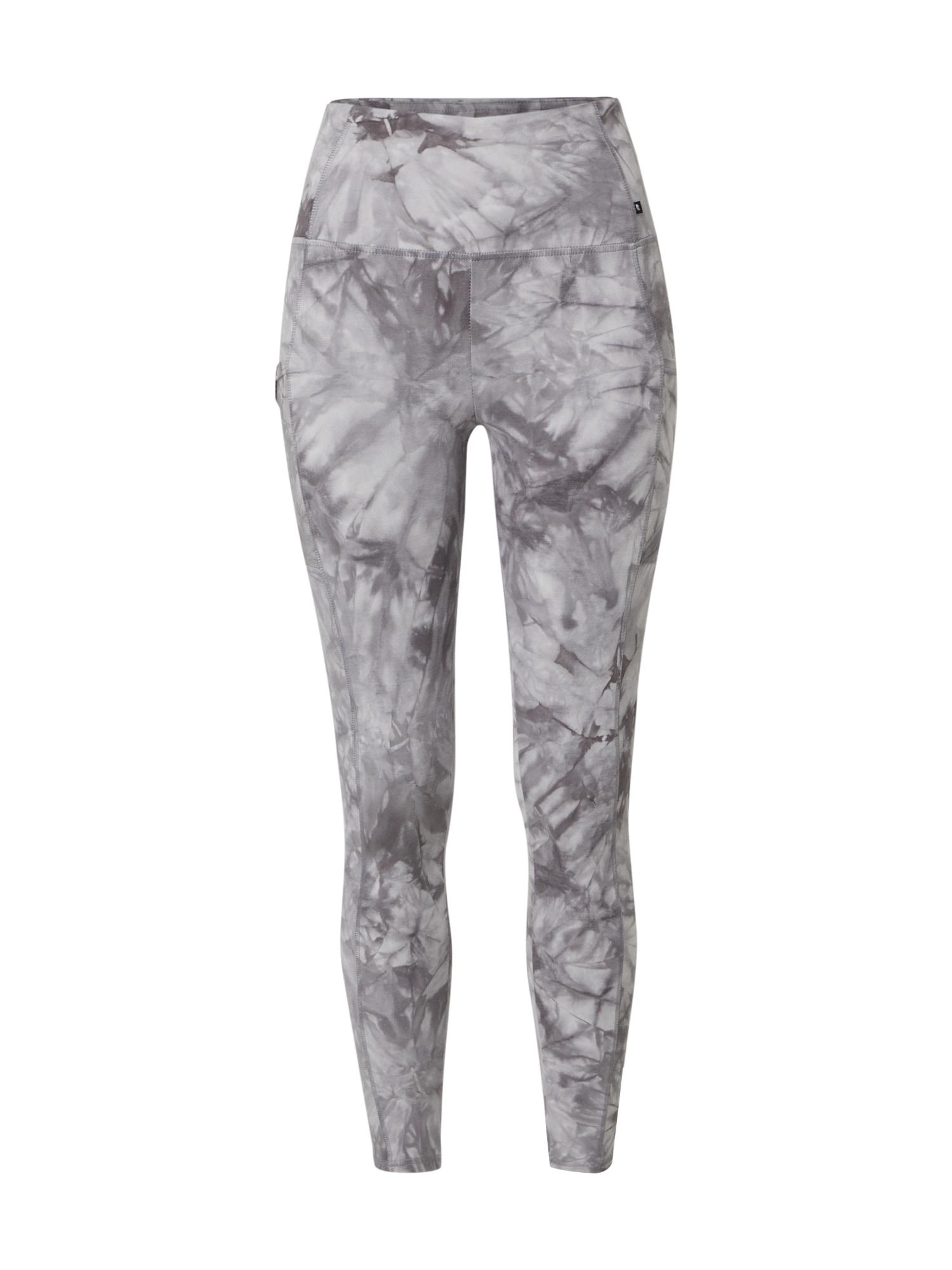 Marika Sportovní kalhoty  bílá / šedá