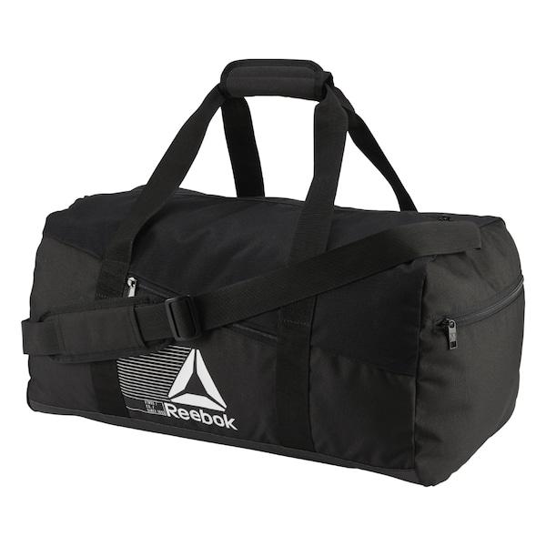 Sporttaschen für Frauen - REEBOK Sporttaschen schwarz weiß  - Onlineshop ABOUT YOU