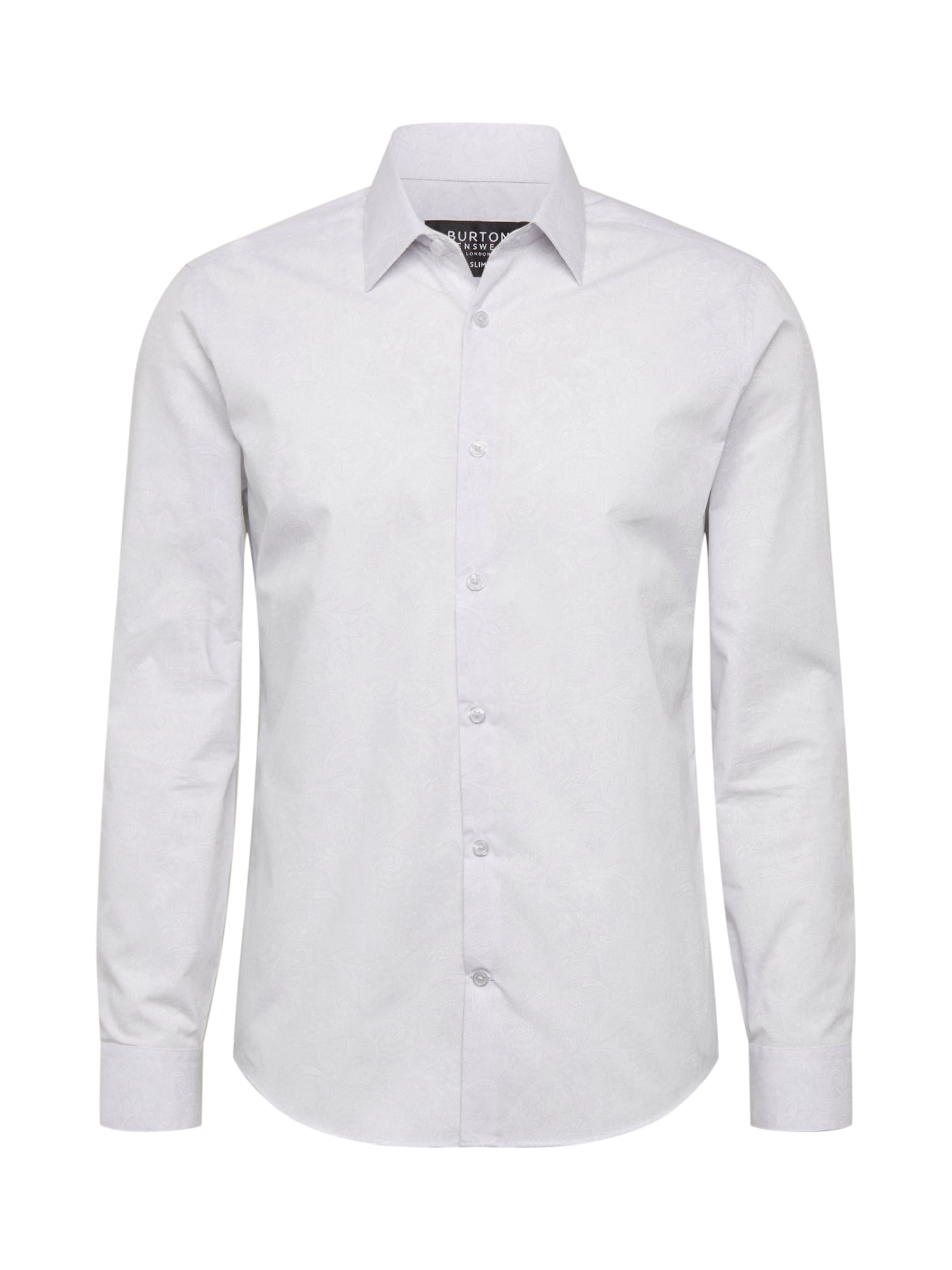 BURTON MENSWEAR LONDON Košeľa  sivá