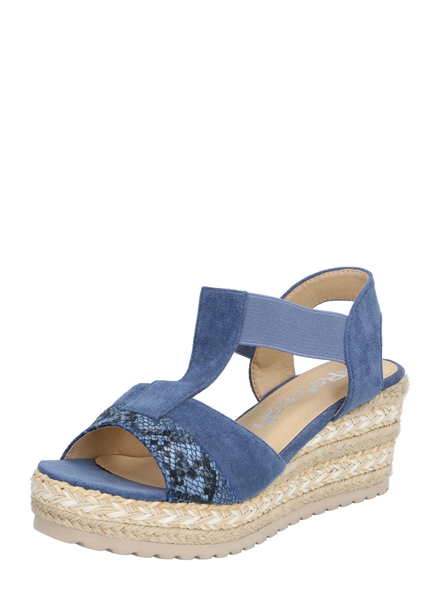 Refresh Sandalai '72257' mėlyna / smėlio