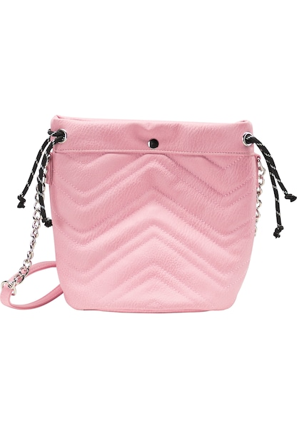 Shopper - Beuteltasche › MYMO › rosa  - Onlineshop ABOUT YOU