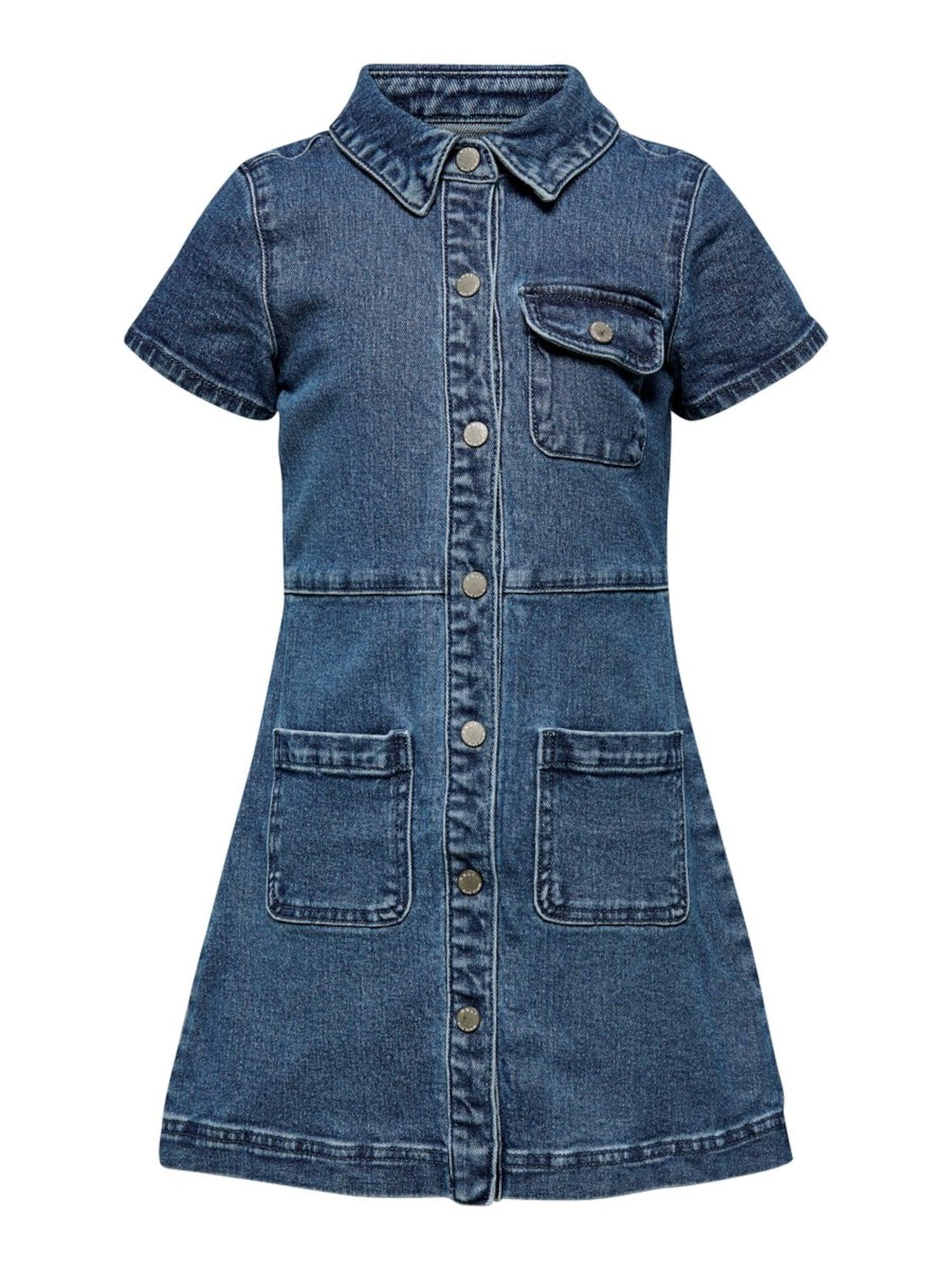 KIDS ONLY Suknelė tamsiai (džinso) mėlyna