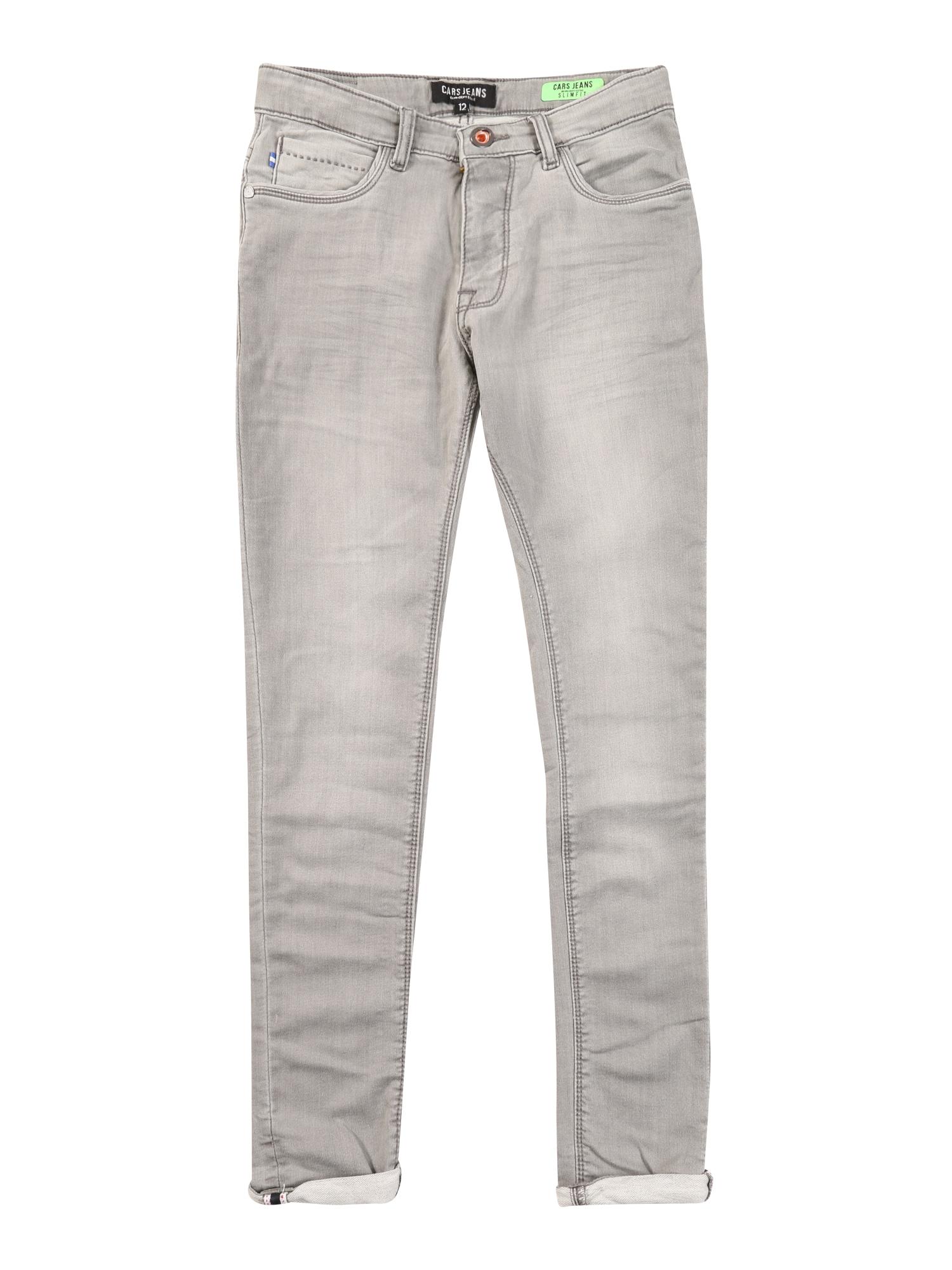 Cars Jeans Džinsai 'ABURGO' pilko džinso