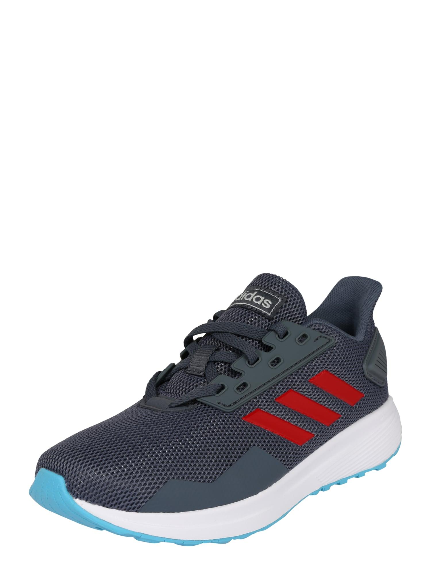 ADIDAS PERFORMANCE Sportiniai batai 'DURAMO 9 K' pilka