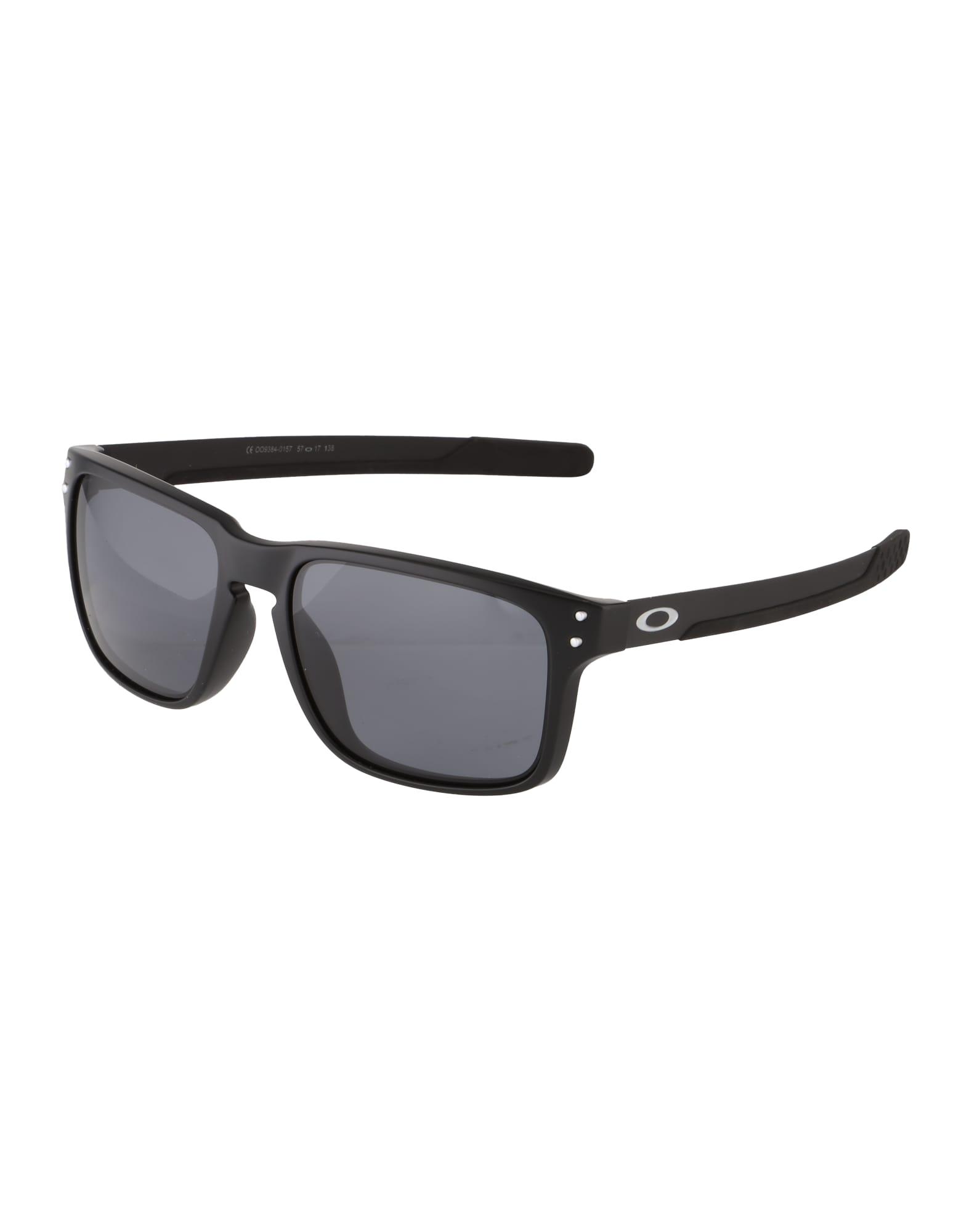 Sluneční brýle šedá černá OAKLEY