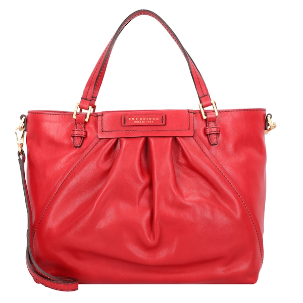 Handtaschen - Handtasche 'Ginori' › The Bridge › rot  - Onlineshop ABOUT YOU
