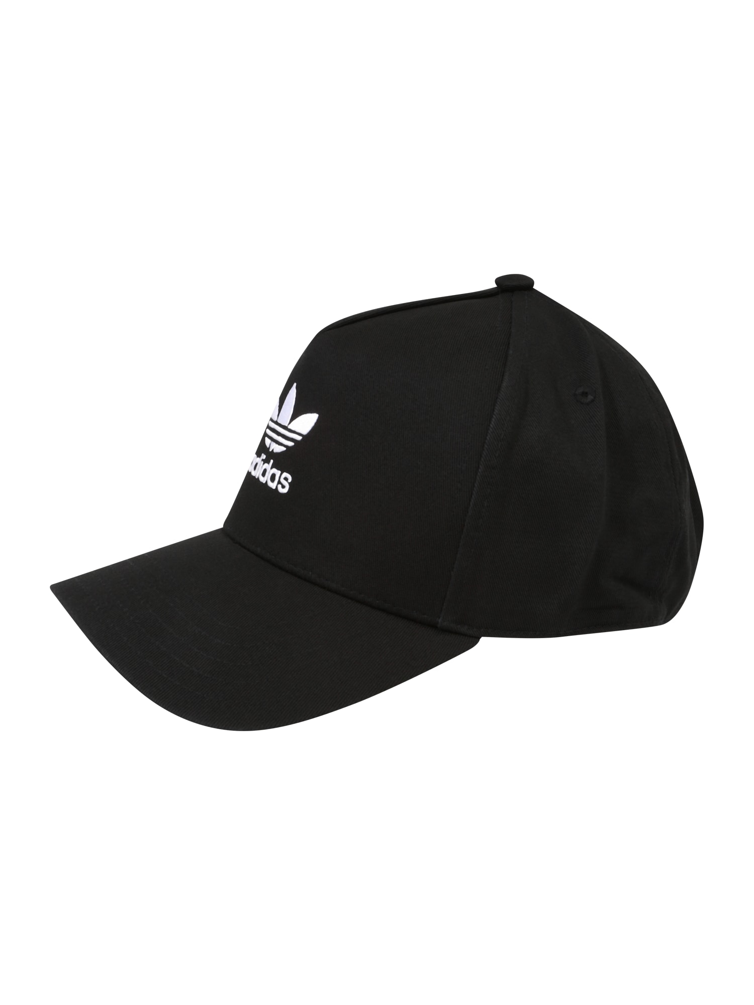 ADIDAS ORIGINALS Kepurė juoda / balta