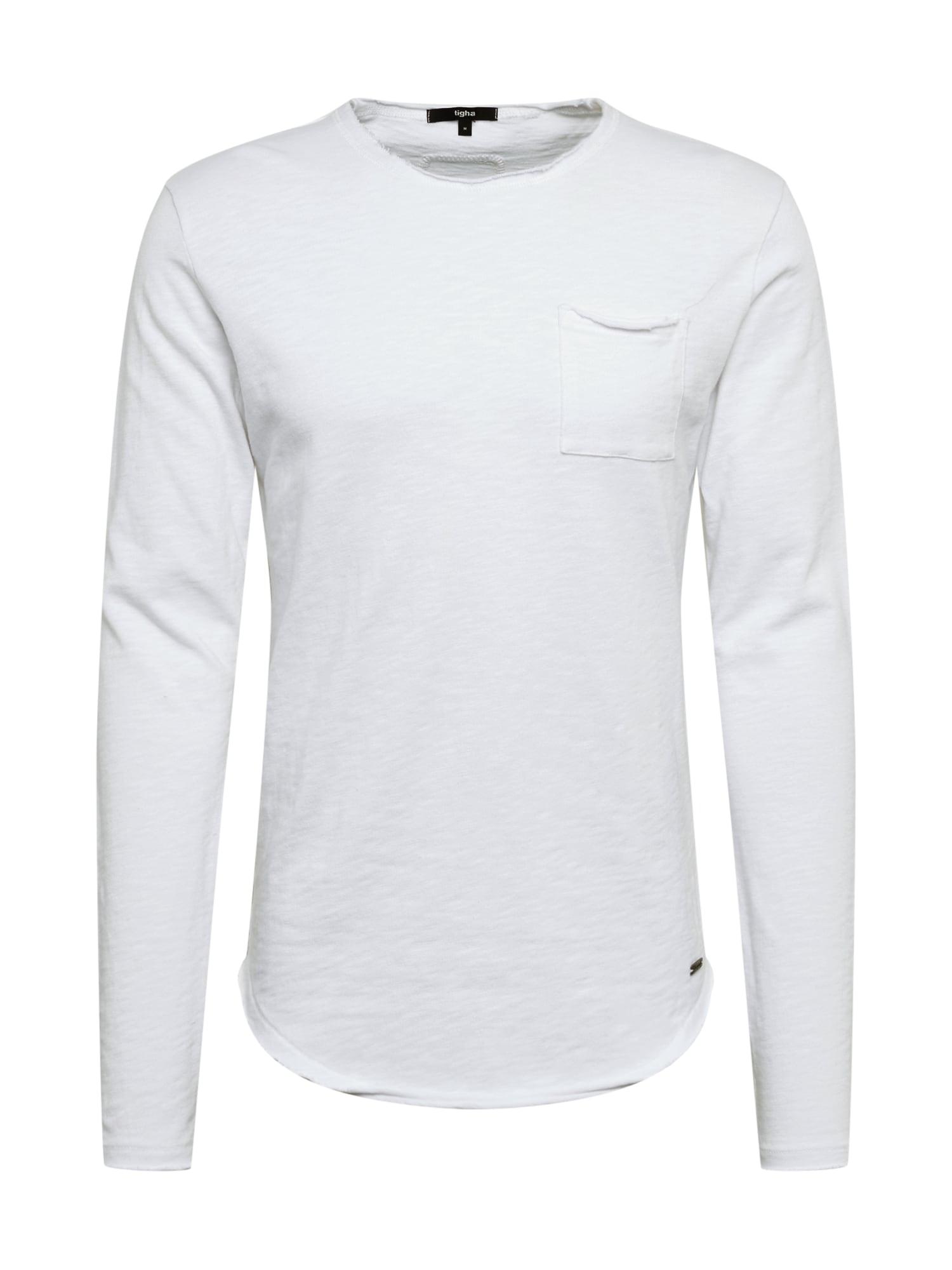 tigha Marškinėliai 'Chibs P.' balta