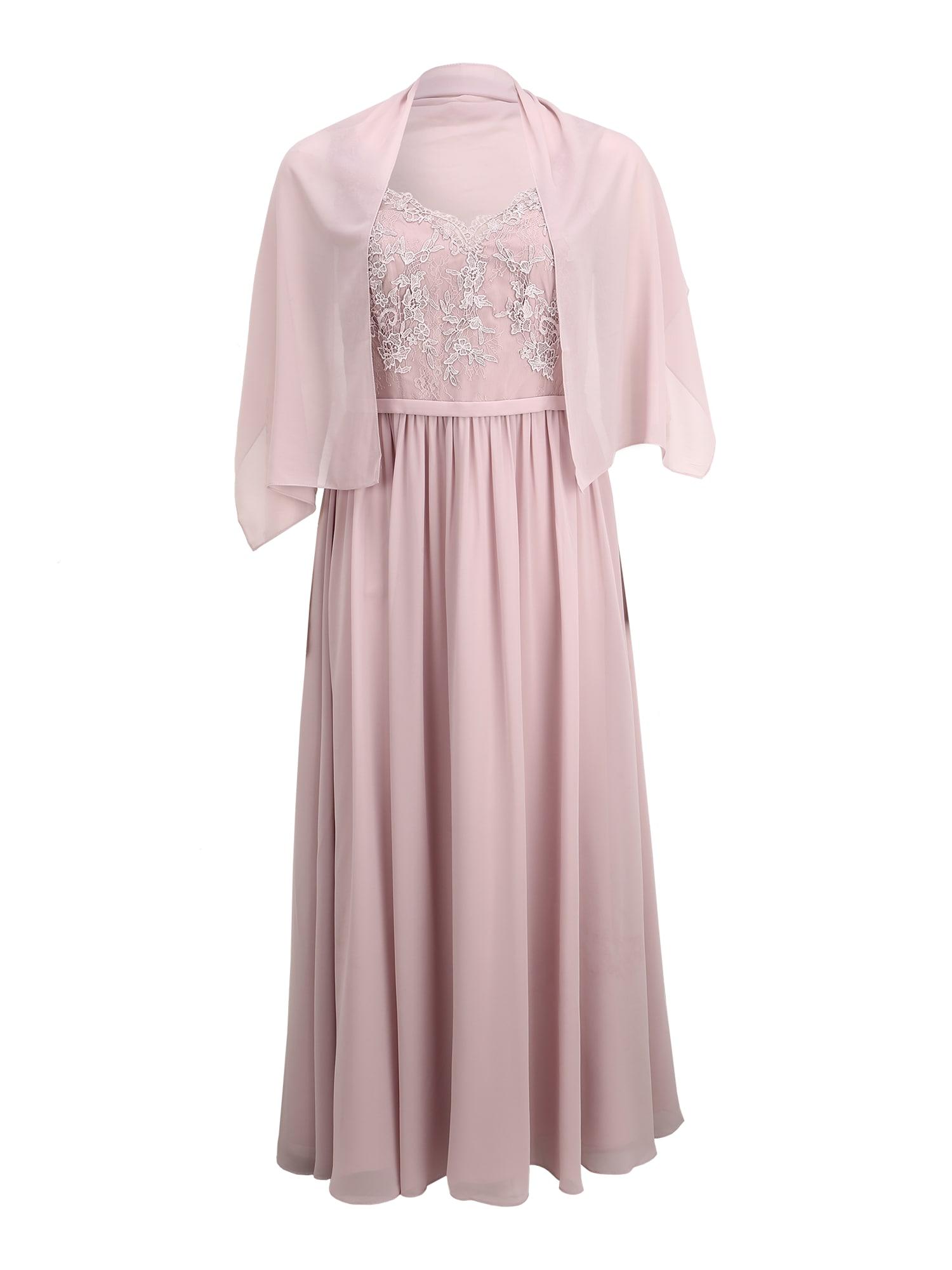 My Mascara Curves Vakarinė suknelė rožinė