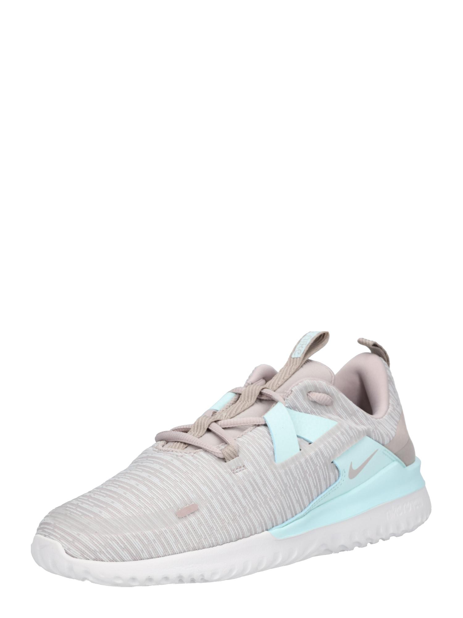 Běžecká obuv Nike Renew Arena béžová tyrkysová NIKE