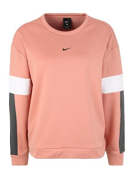 Sportmode - Sport Sweatshirt 'W NK THRM ALL TM CLRBK CREW' › Nike › rosa schwarz  - Onlineshop ABOUT YOU