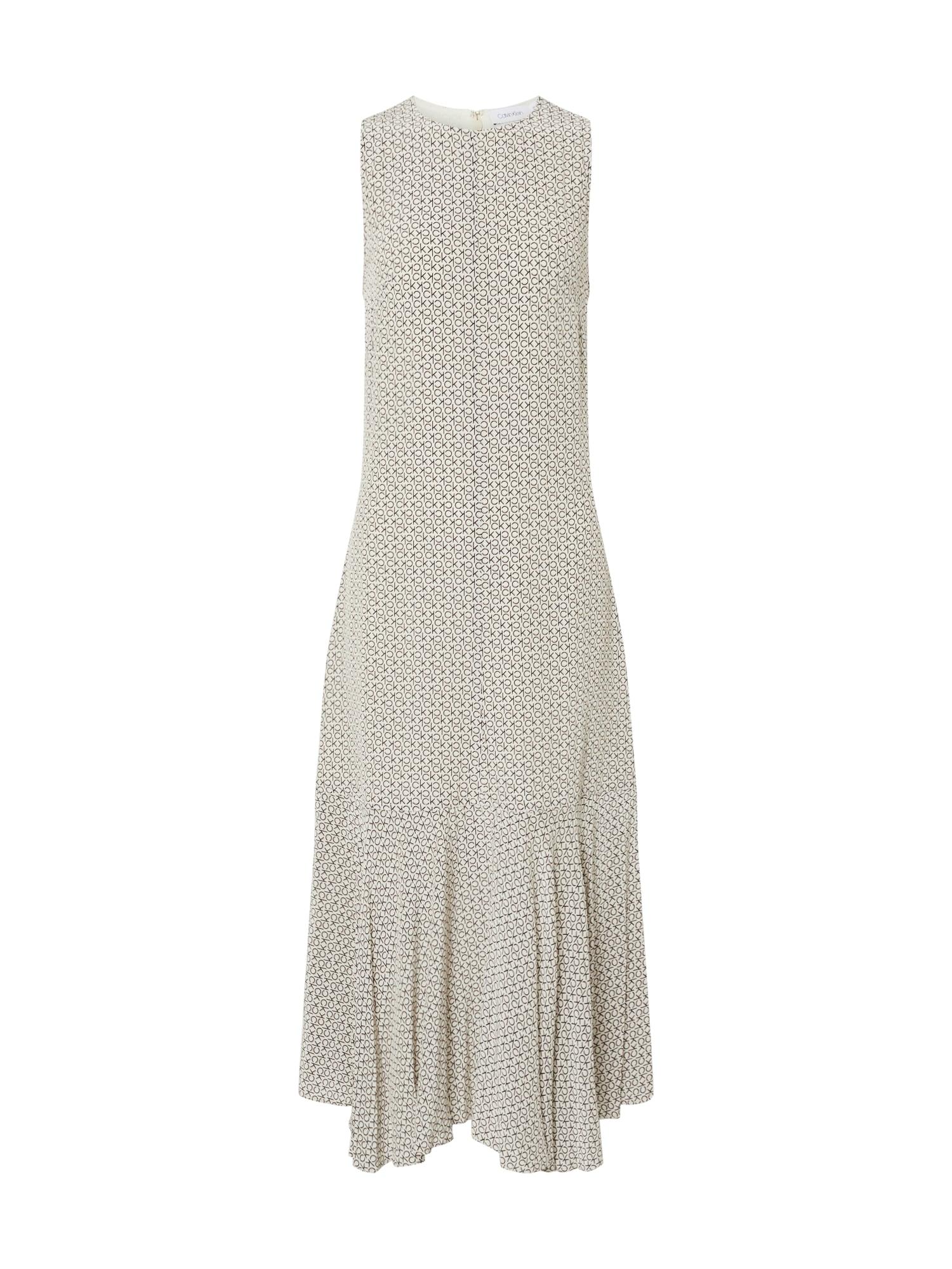 Calvin Klein Suknelė smėlio