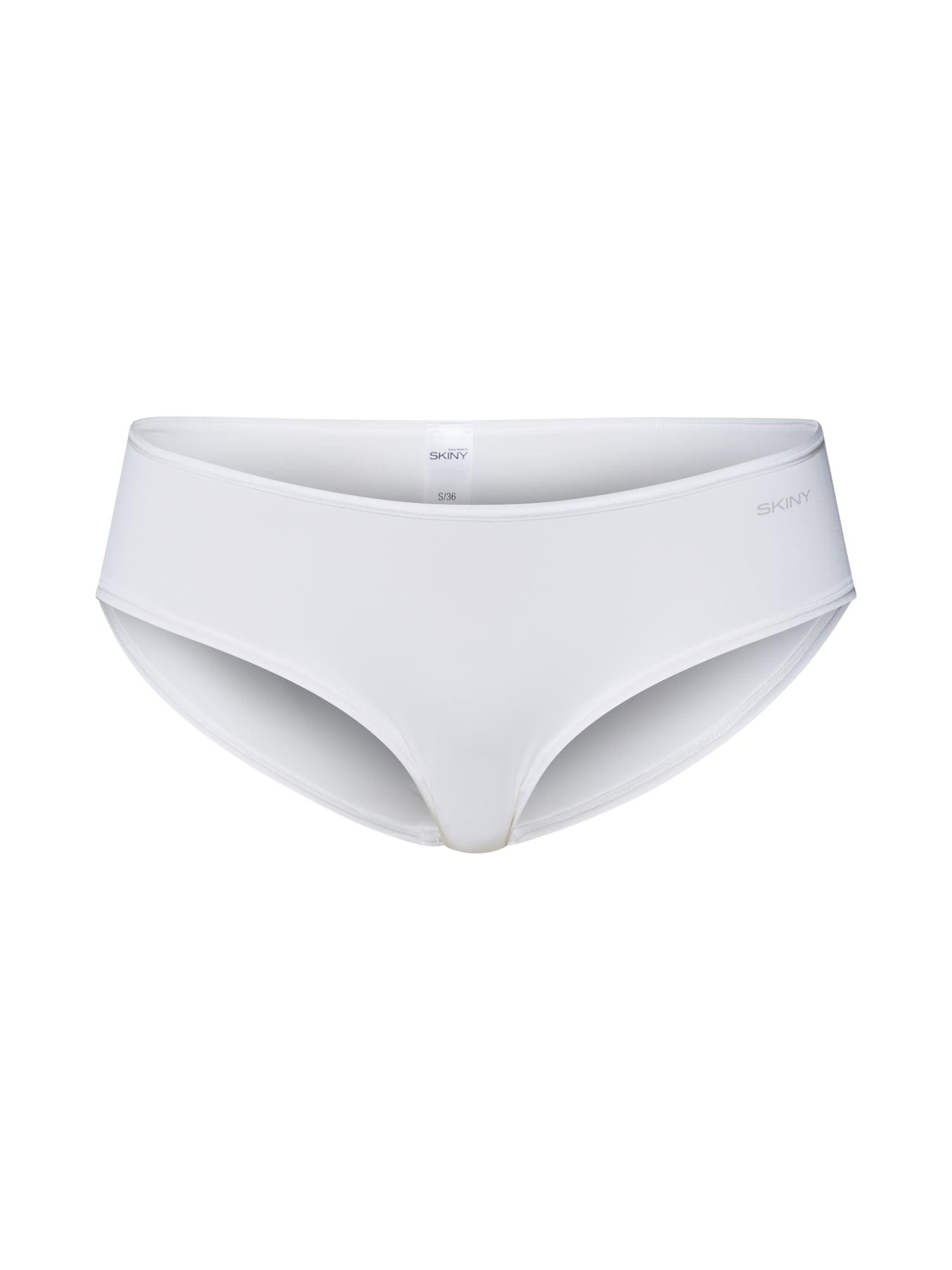 Skiny Kalhotky  bílá