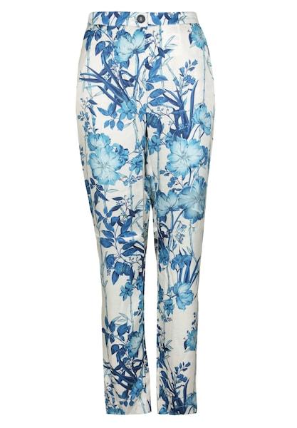 Hosen für Frauen - REPLAY Hose beige blau türkis  - Onlineshop ABOUT YOU