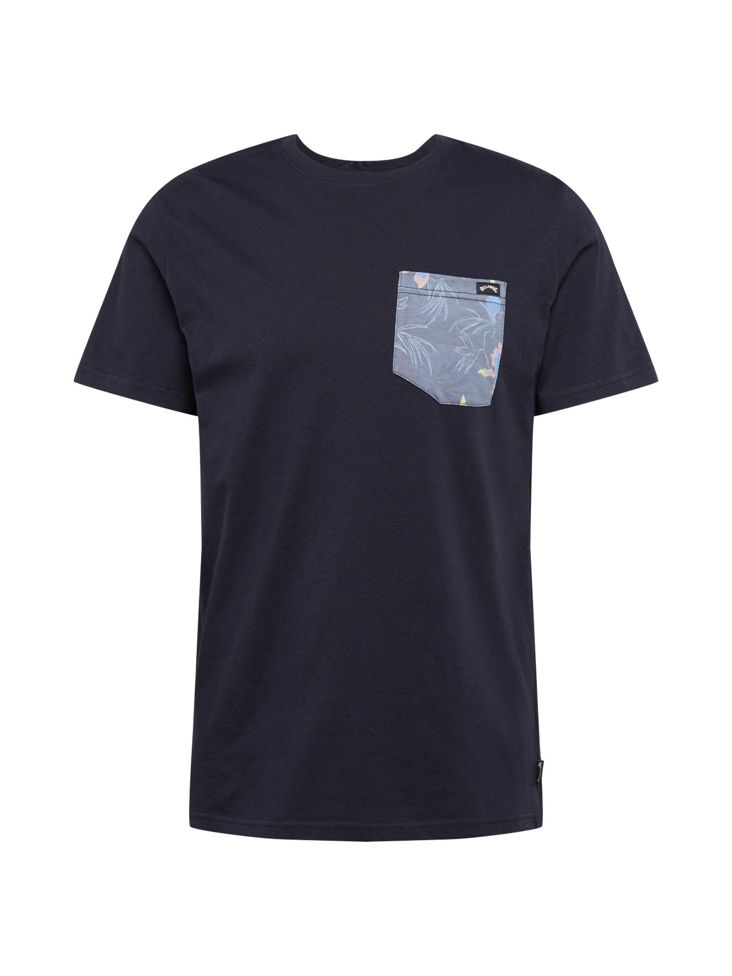 BILLABONG Marškinėliai tamsiai mėlyna