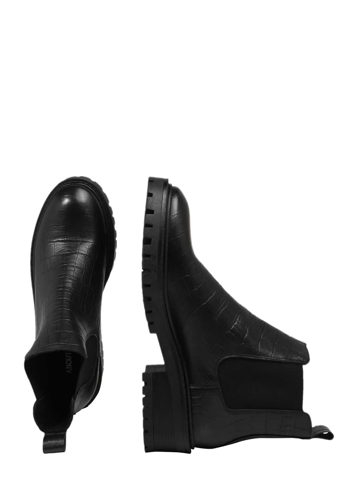 ABOUT YOU Chelsea boots 'Romina'  svart