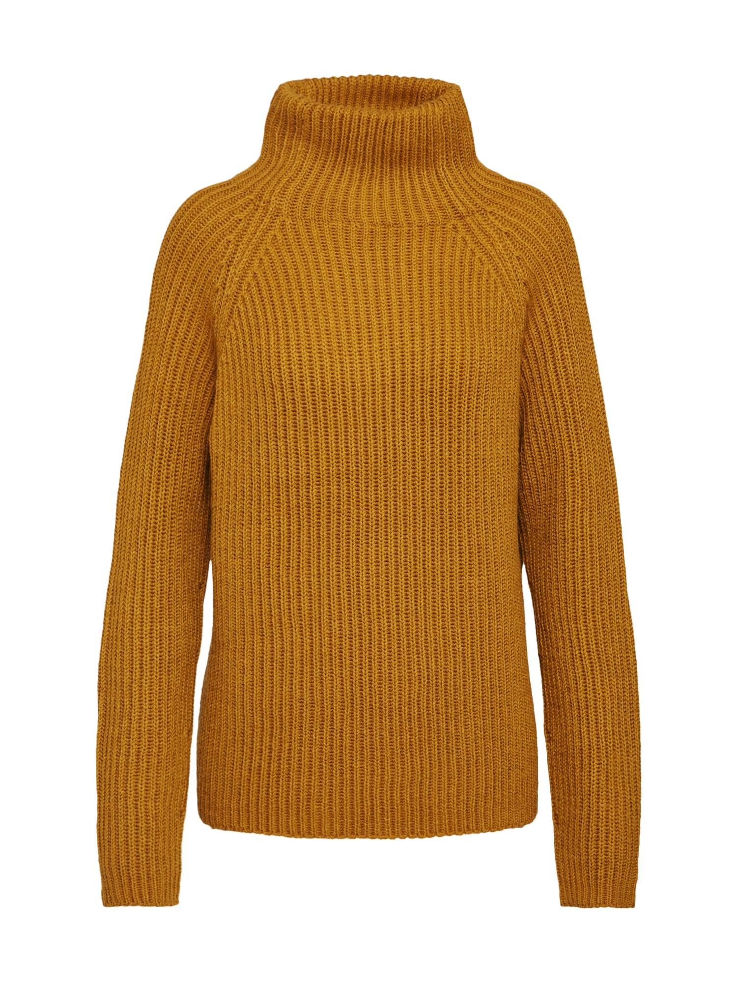 DRYKORN Megztinis 'ARWEN' garstyčių spalva