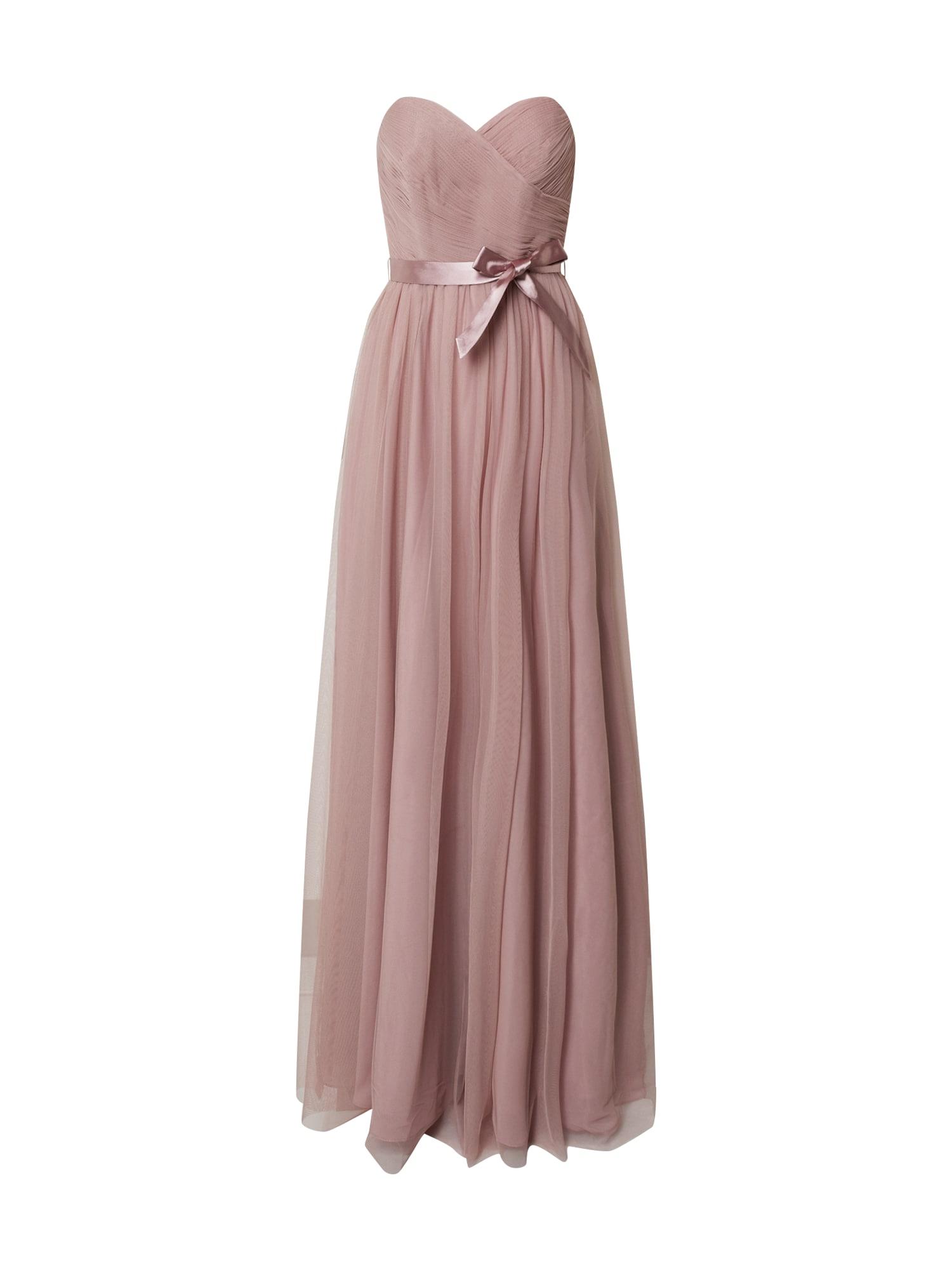 mascara Vakarinė suknelė alyvinė spalva / rausvai violetinė spalva