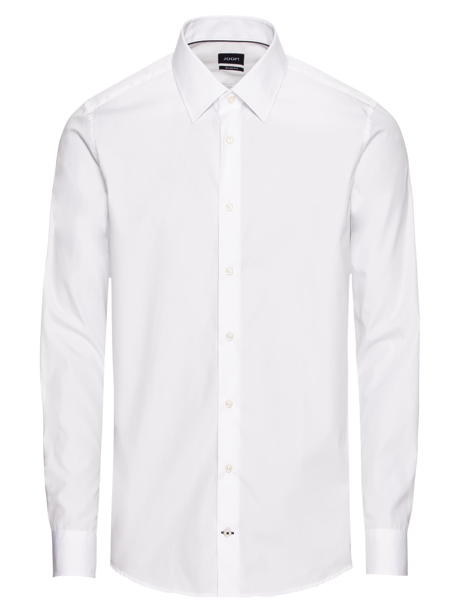 Společenská košile 17 JSH-63PierceK bílá JOOP!