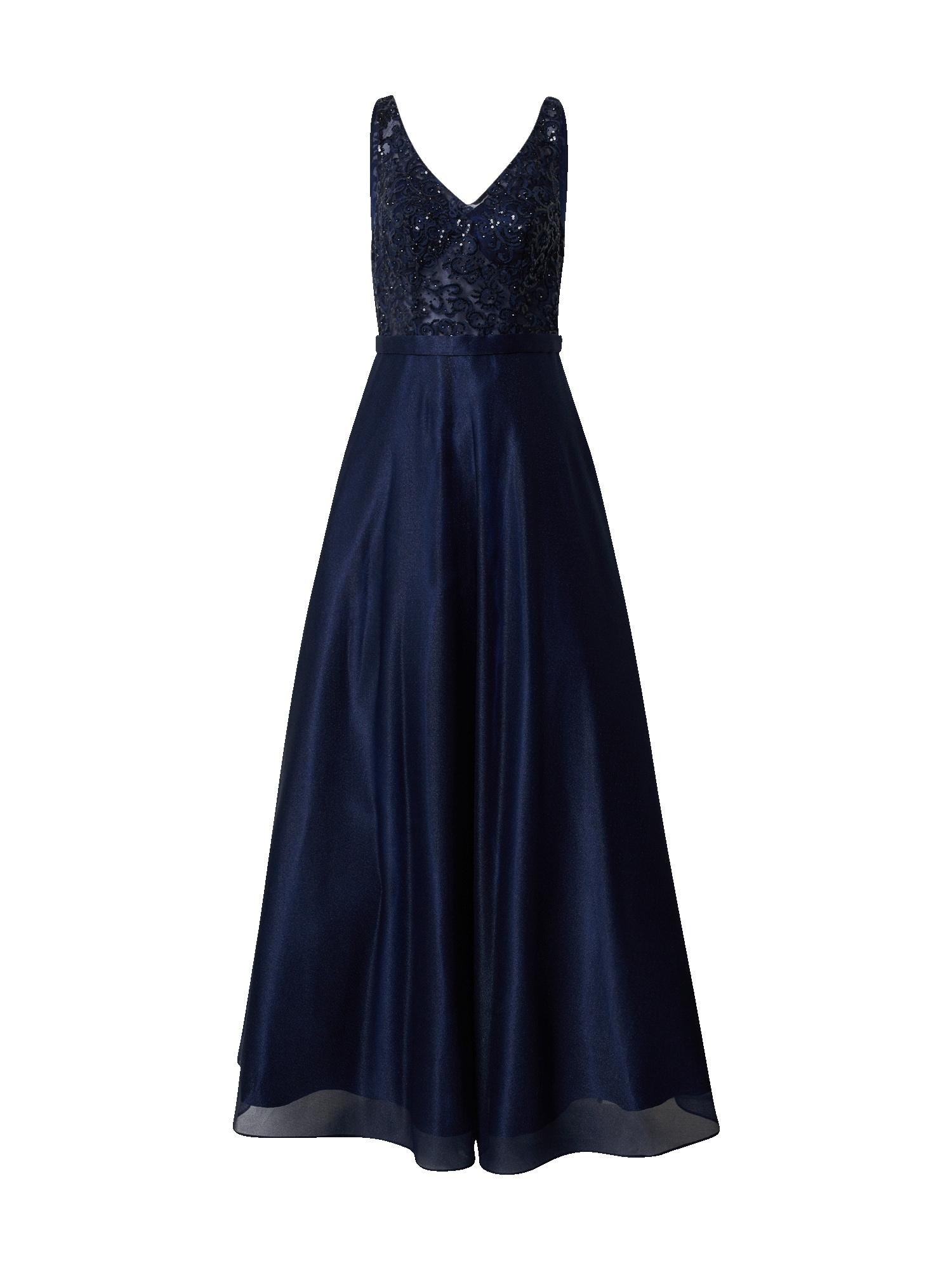Unique Vakarinė suknelė tamsiai mėlyna