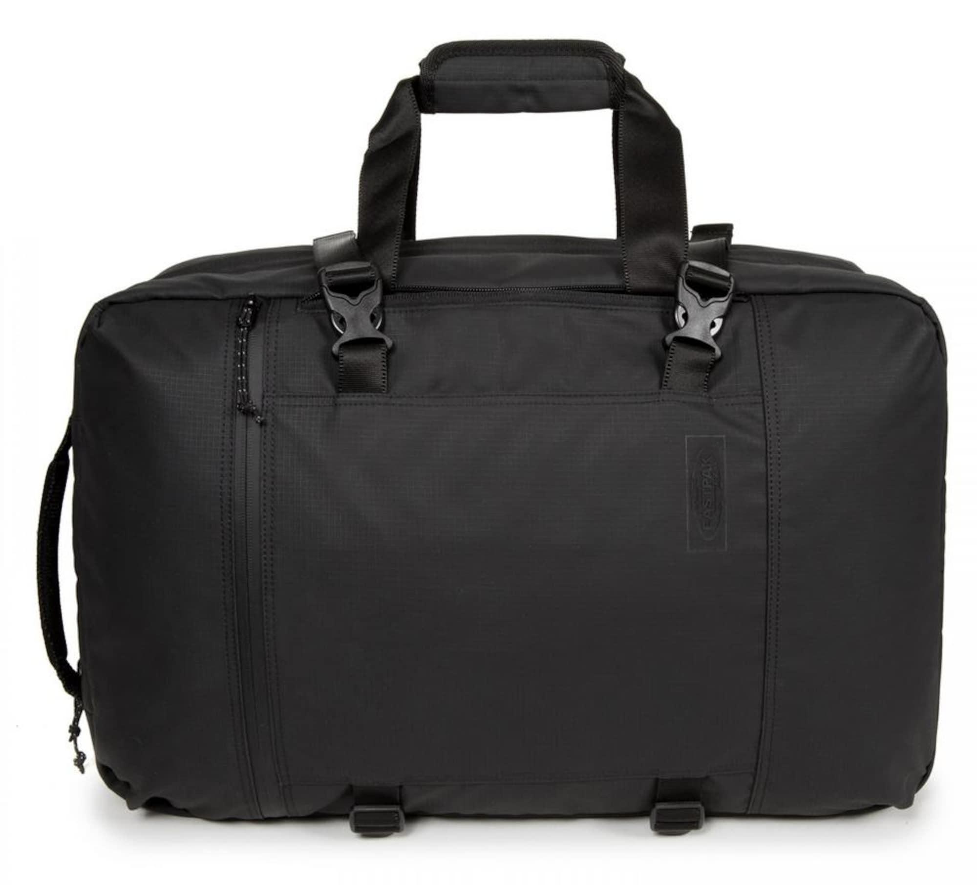 EASTPAK Kelioninis krepšys juoda