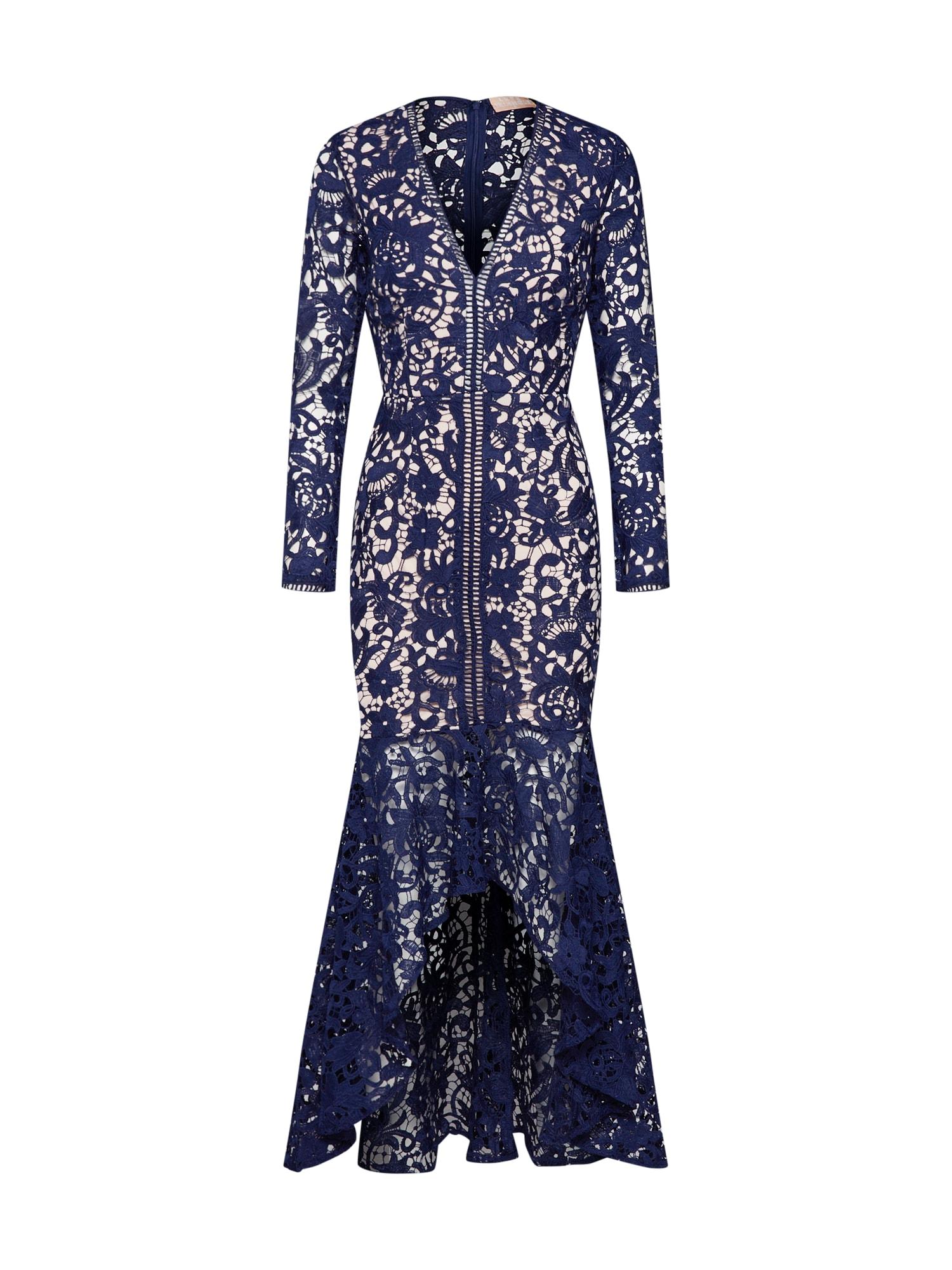 Společenské šaty LOVE BIRD DRESS námořnická modř Love Triangle