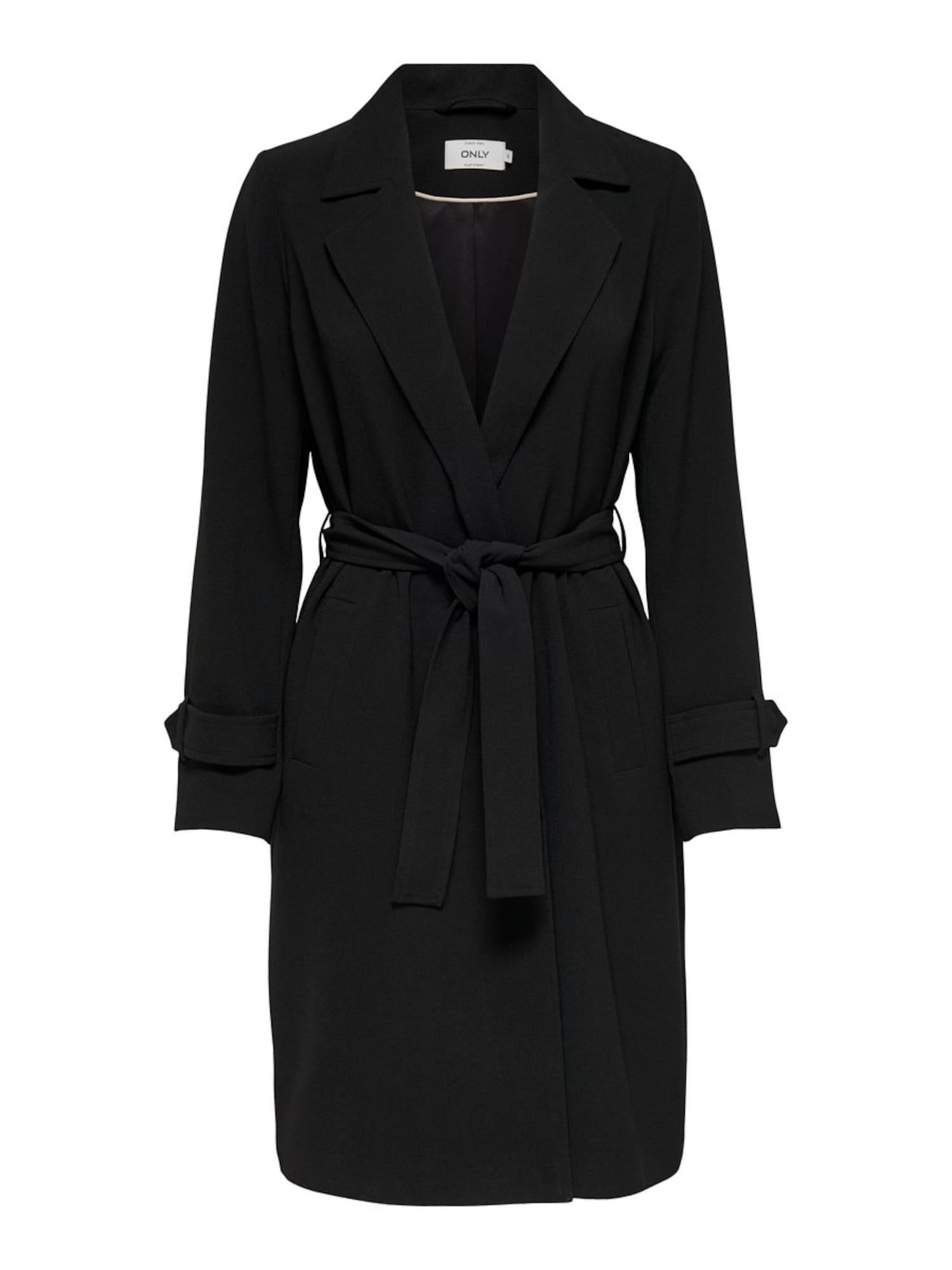 ONLY Rudeninis-žieminis paltas 'ONLUNNA' juoda