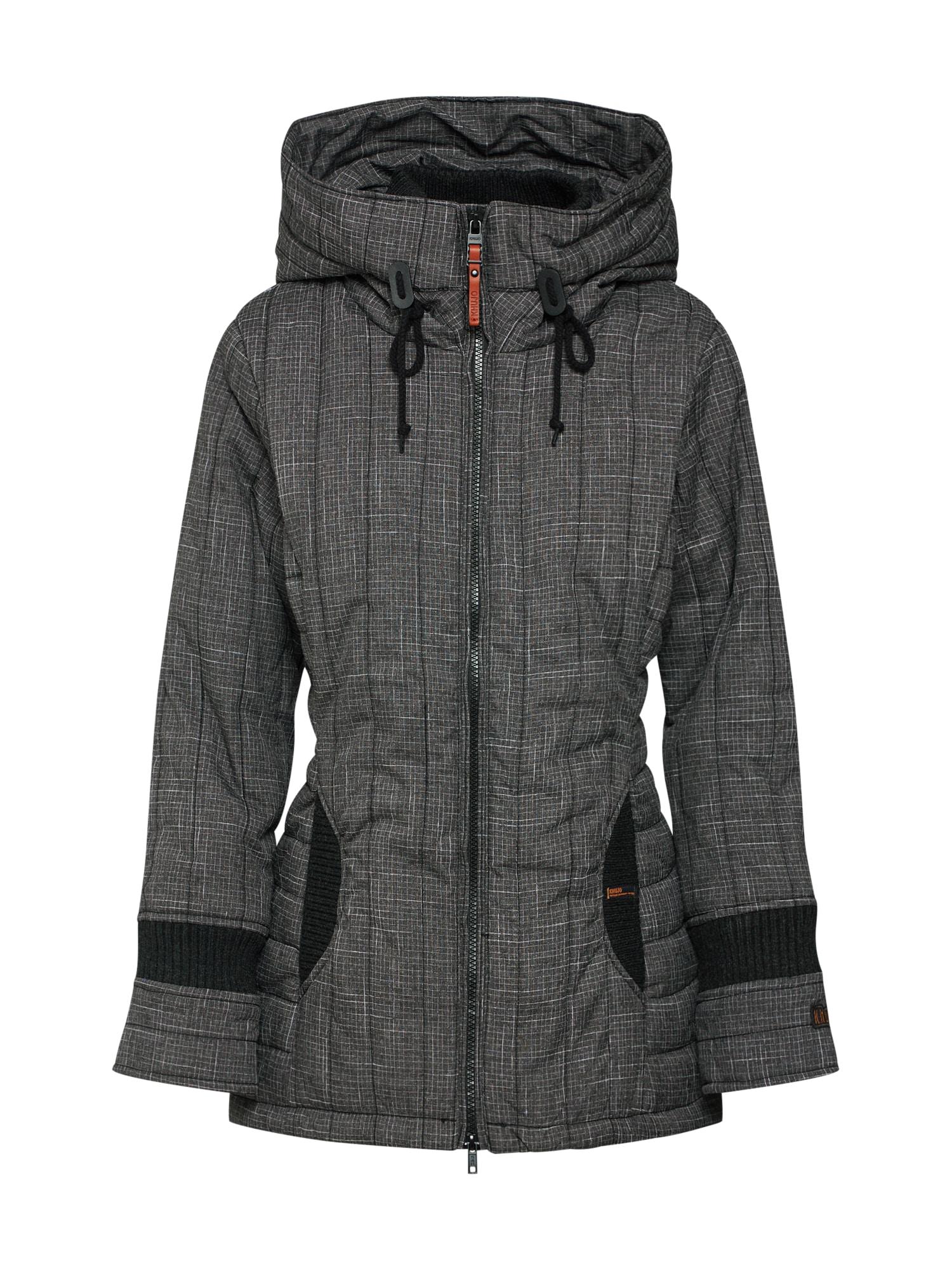 Zimní bunda TWEETY PRIME2 kámen Khujo