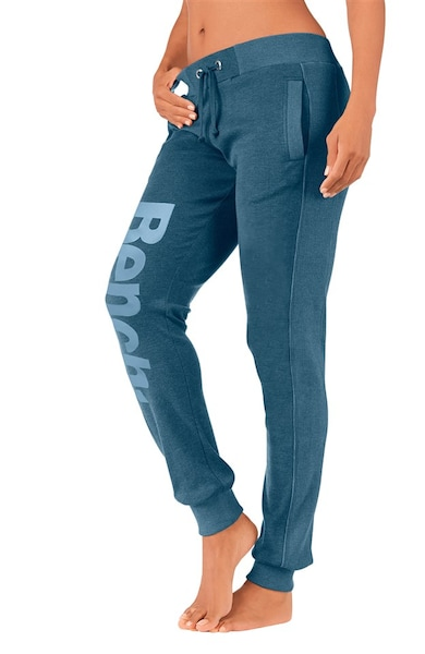Hosen für Frauen - BENCH Relaxhose blue denim  - Onlineshop ABOUT YOU