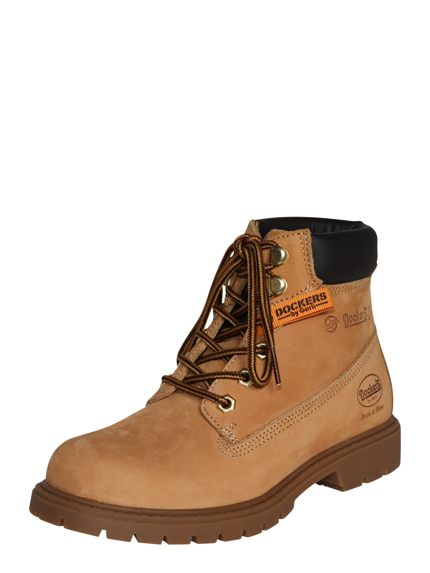 Dockers by Gerli Suvarstomieji kulkšnis dengiantys batai šviesiai ruda
