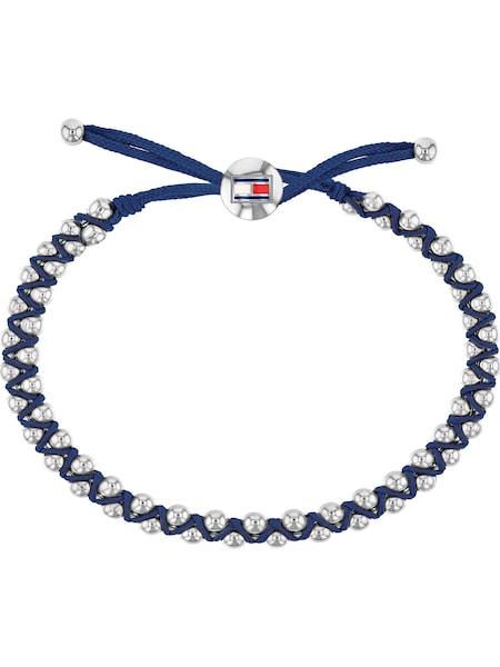 Armbaender für Frauen - TOMMY HILFIGER Armband '2780008' blau silber  - Onlineshop ABOUT YOU