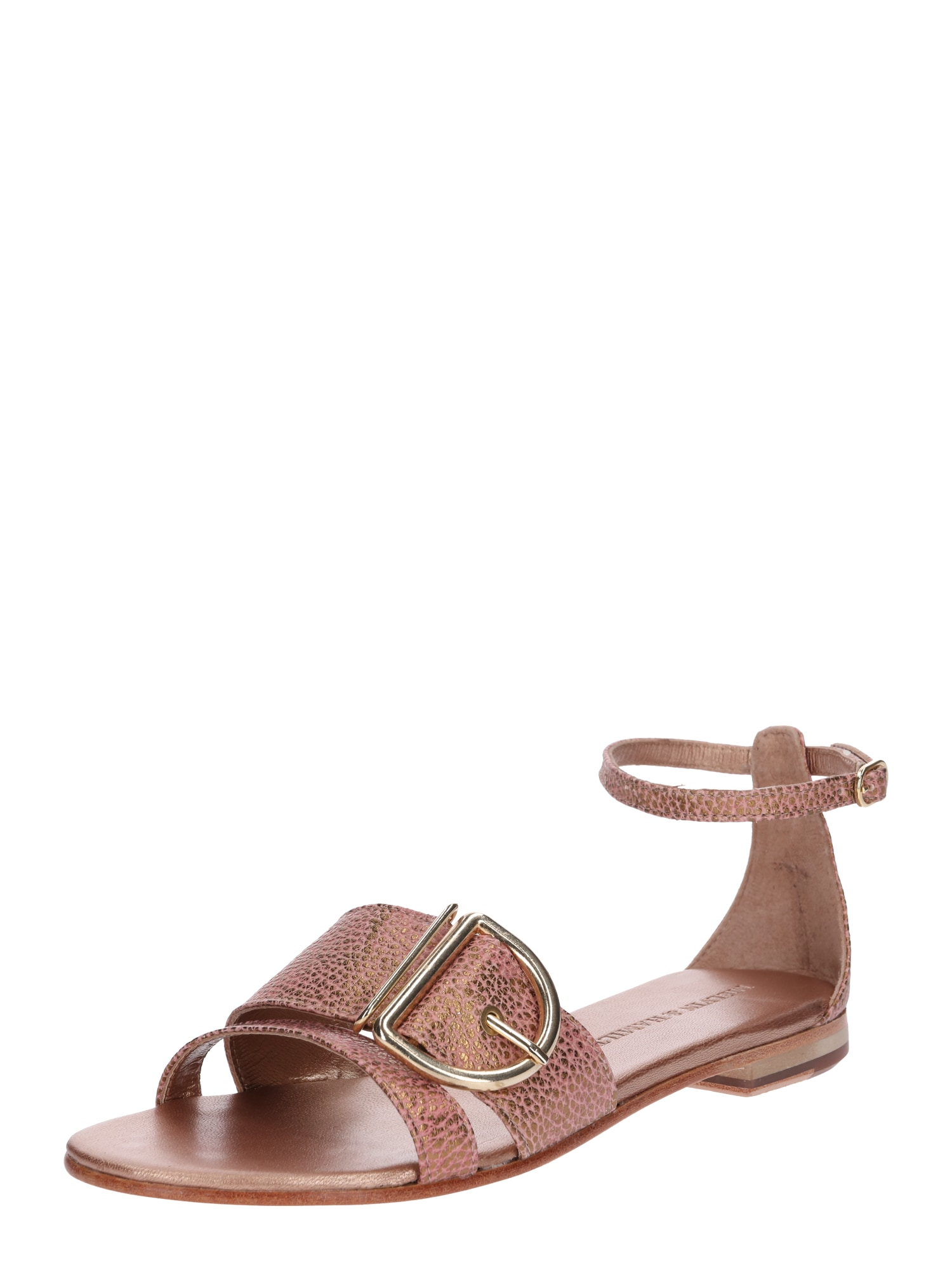 Páskové sandály Hanna bronzová zlatá MELVIN & HAMILTON