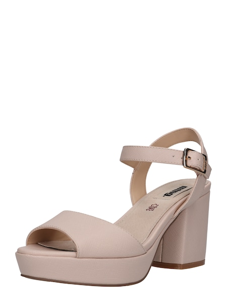 Highheels - Pumps High Heels 'ISQUIA' › MTNG › nude  - Onlineshop ABOUT YOU