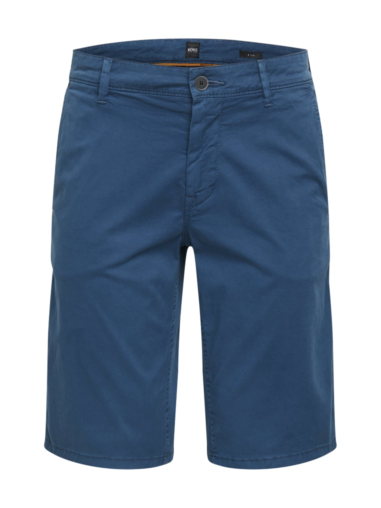 BOSS Chino nohavice 'Schino'  námornícka modrá