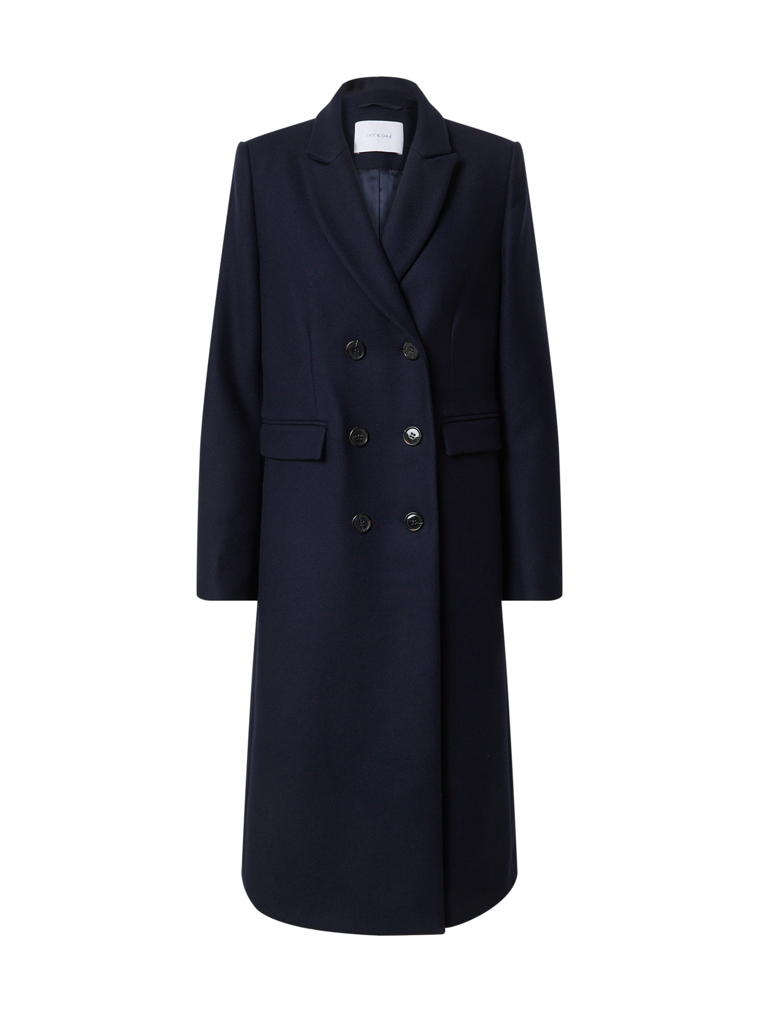 IVY & OAK Demisezoninis paltas tamsiai mėlyna