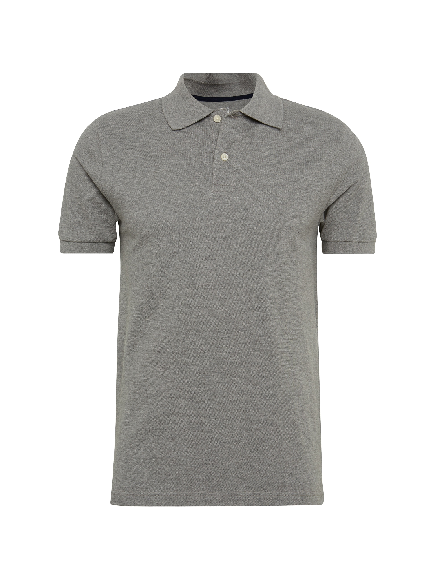 Tričko PIQUE šedá GAP