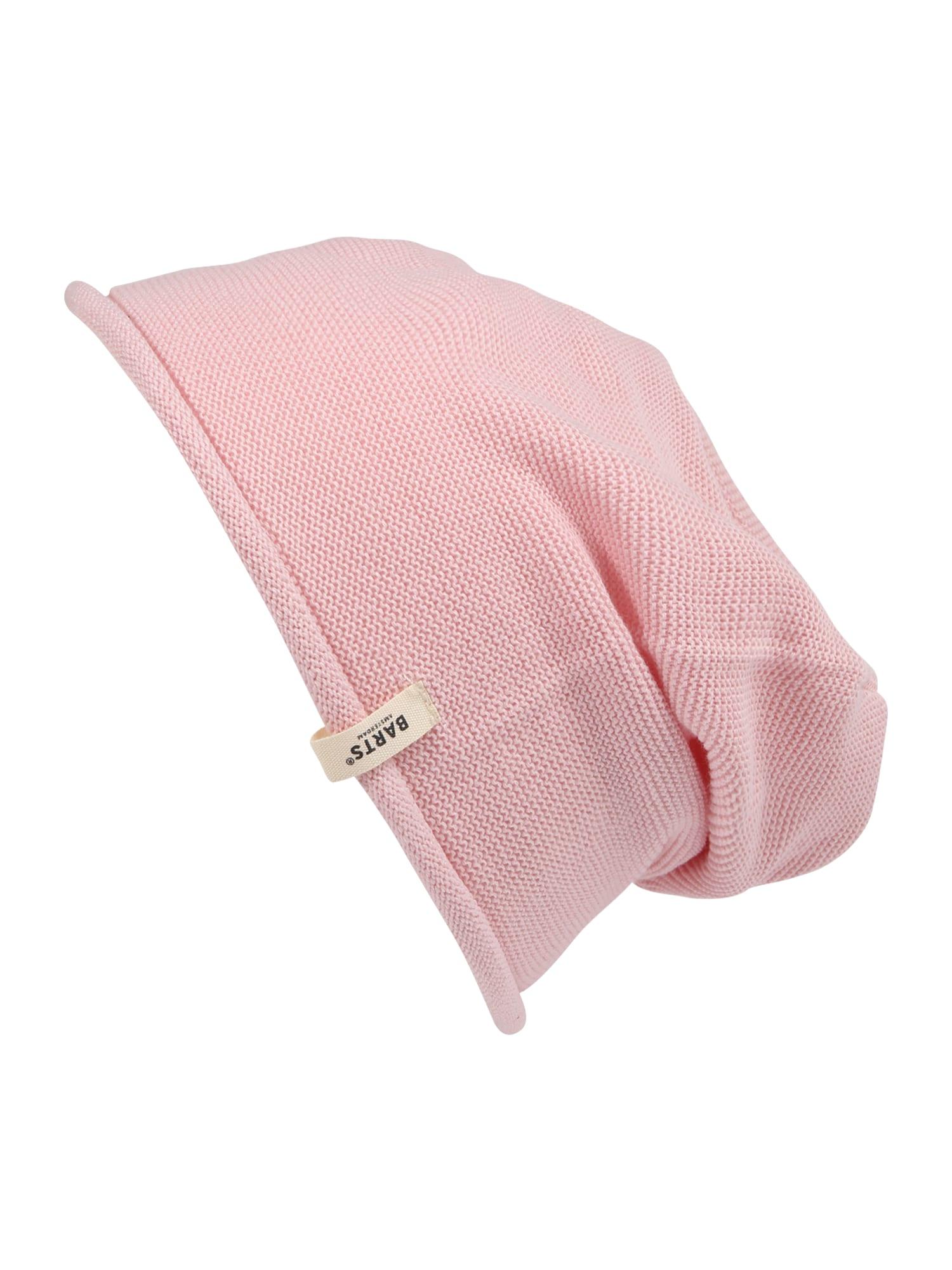 Čepice Caiman růžová Barts