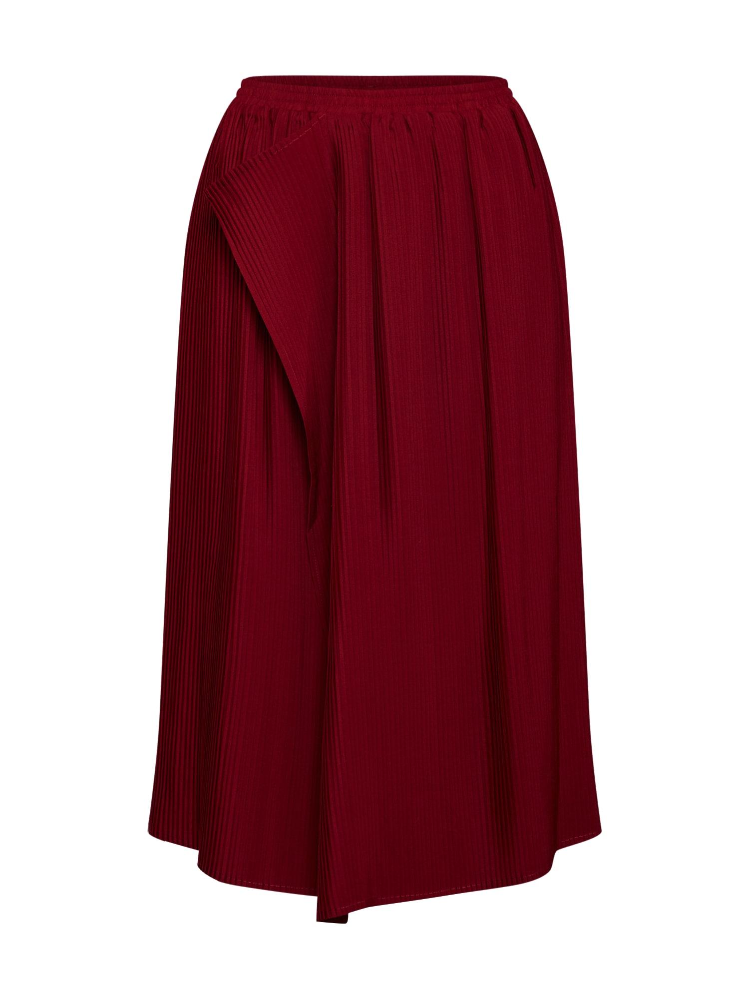 Sukně červená Pop Copenhagen